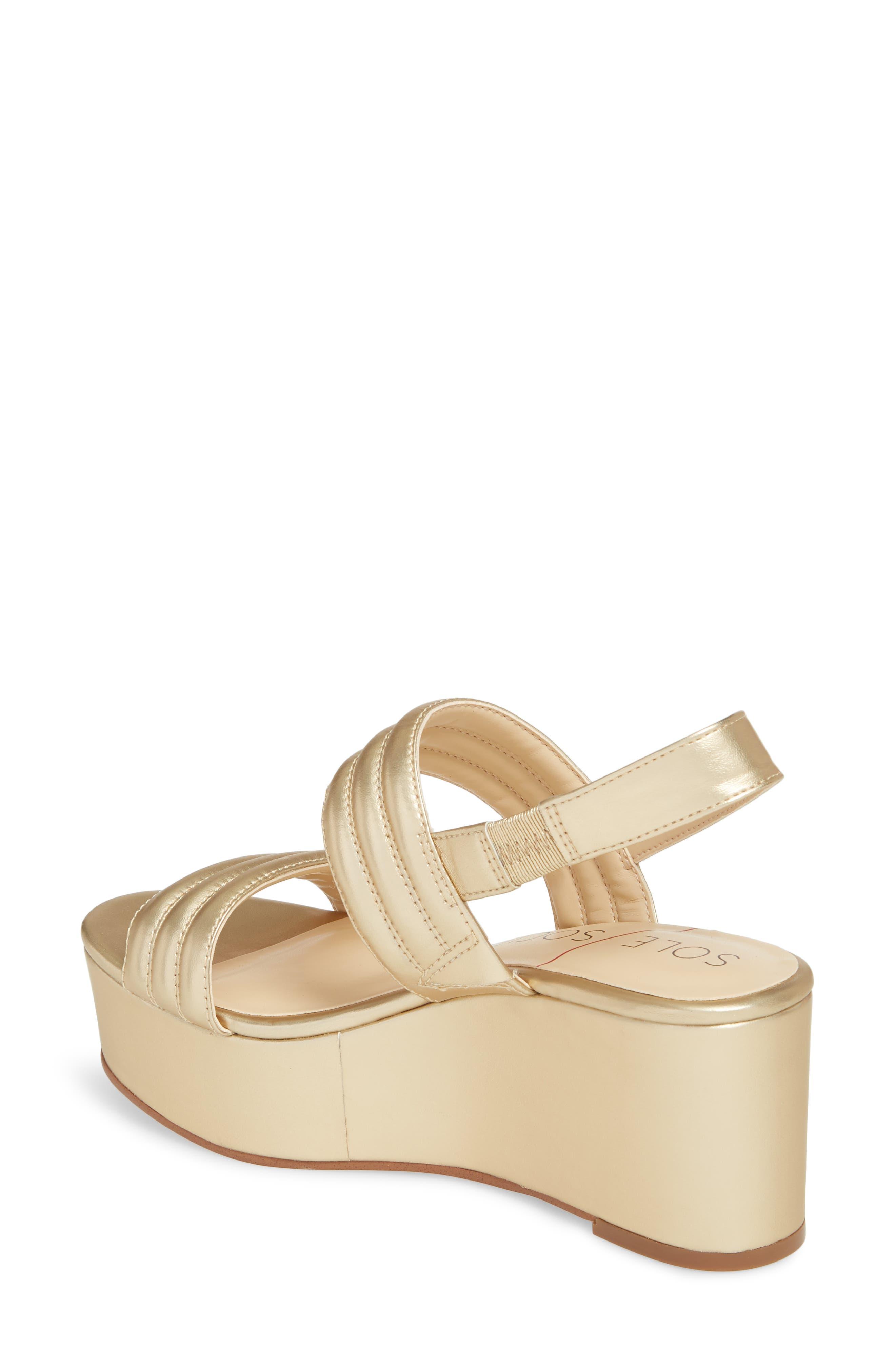Amberly Platform Sandal,                             Alternate thumbnail 6, color,