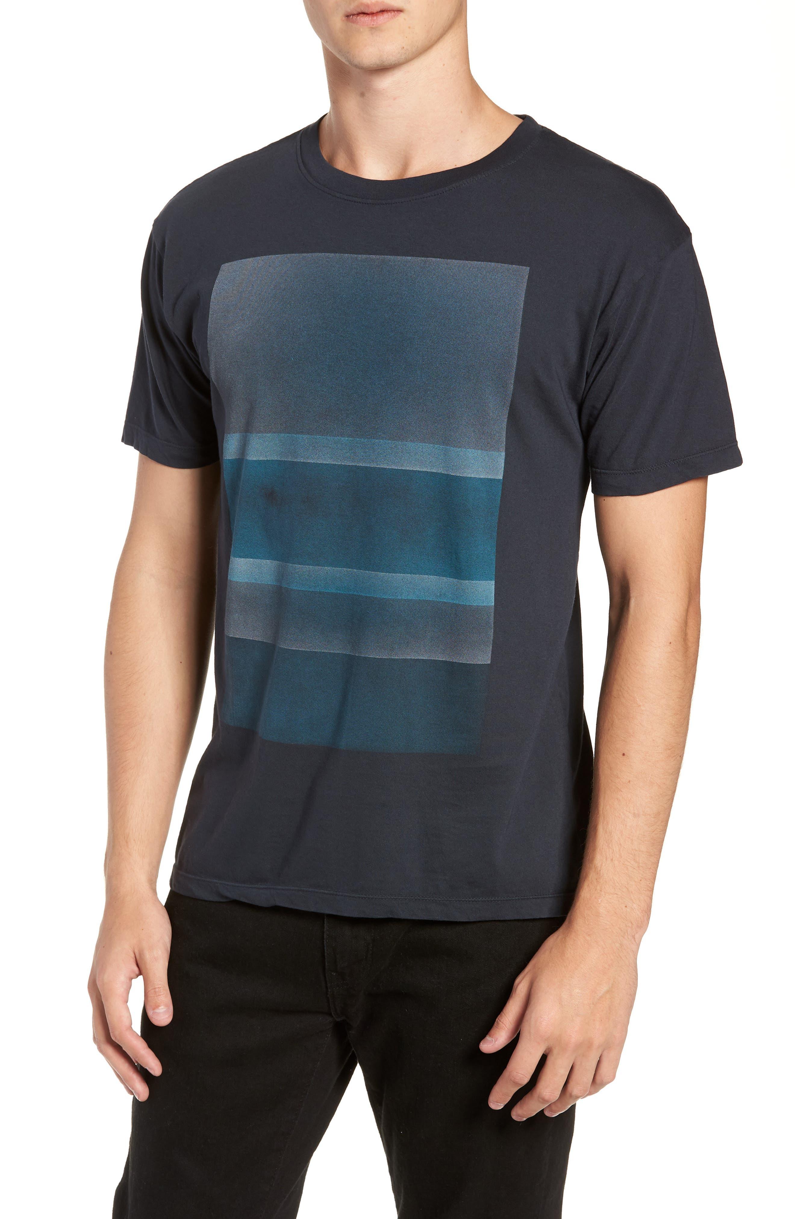 VESTIGE Graphic T-Shirt in Carbon