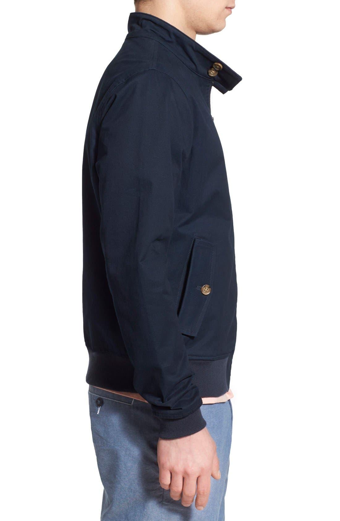 'P55' Harrington Jacket,                             Alternate thumbnail 4, color,                             413