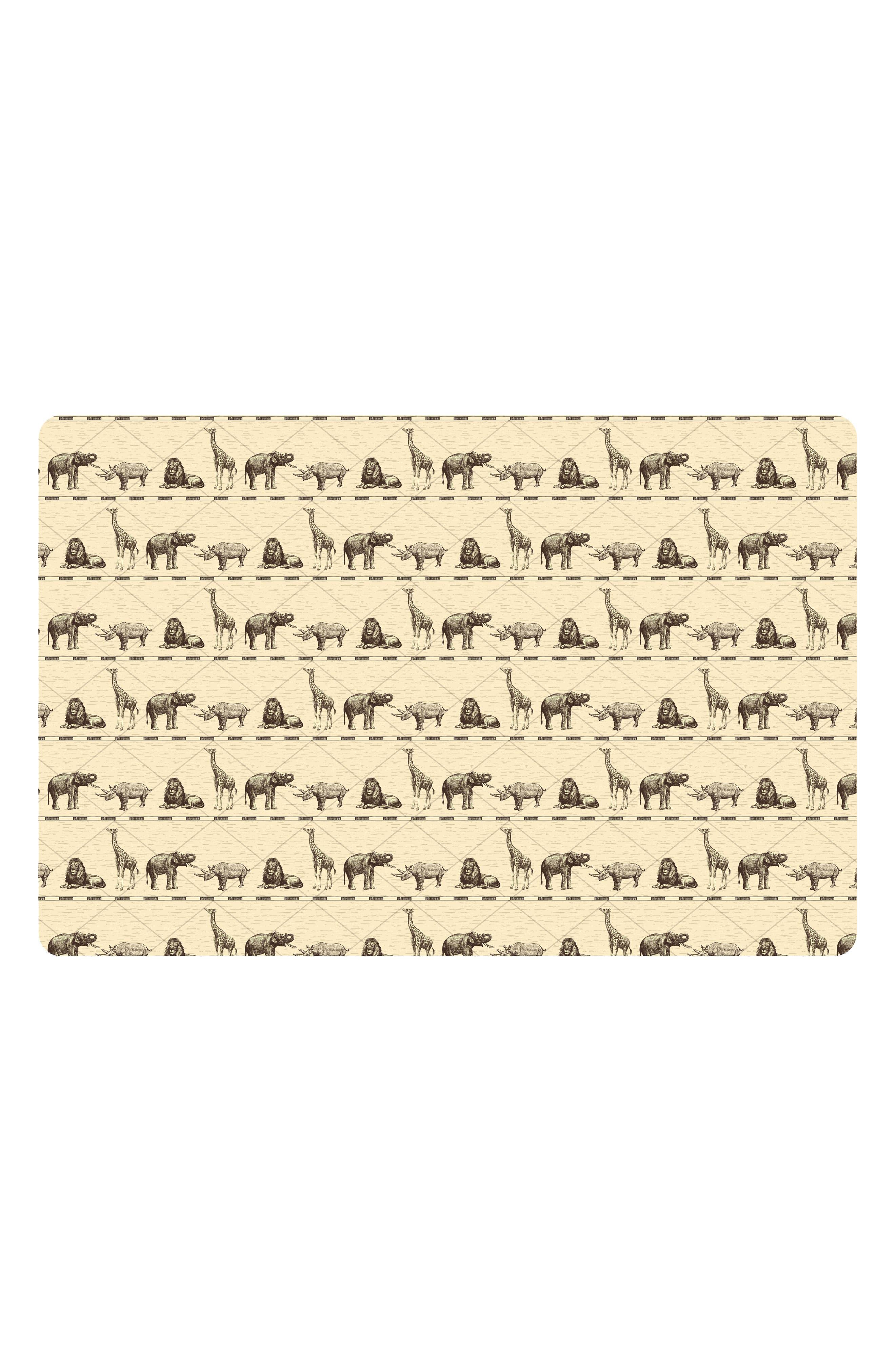 Safari Monthly Memory Blanket & Swaddle Set,                             Alternate thumbnail 2, color,                             SAFARI MEMORY