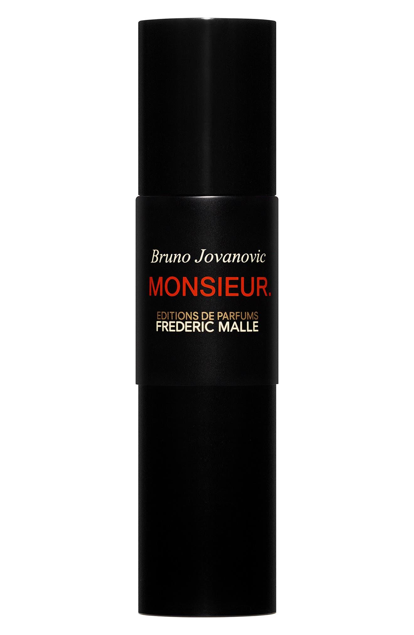 Editions de Parfums Frédéric Malle Monsieur Travel Fragrance Spray, Main, color, NO COLOR