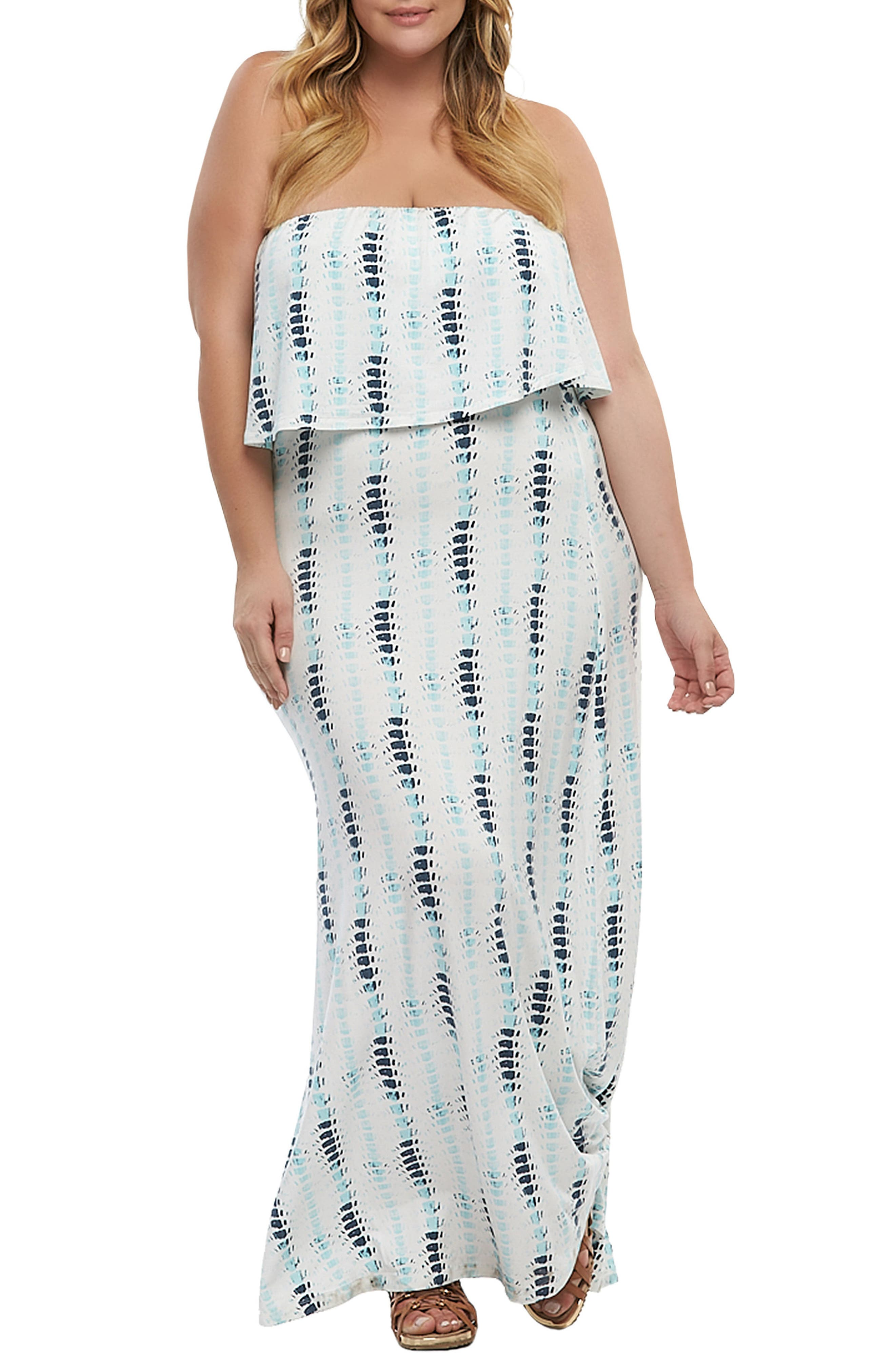 Aeryn Maxi Dress,                         Main,                         color, 410