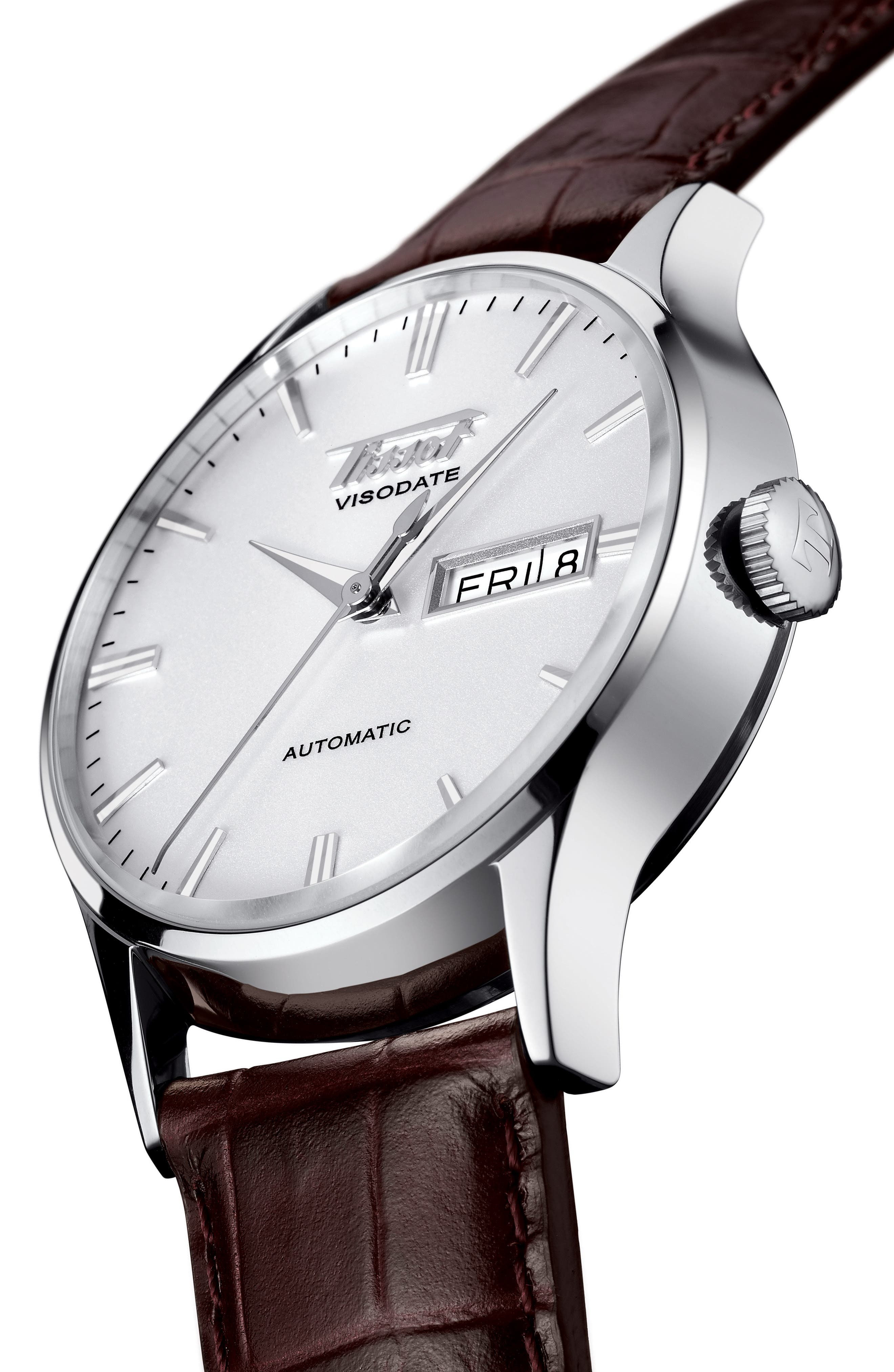 Heritage Visodate Automatic Watch, 40mm,                             Alternate thumbnail 5, color,