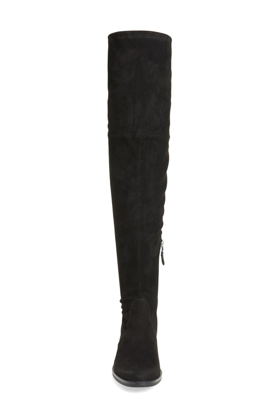Paloma Over the Knee Boot,                             Alternate thumbnail 4, color,