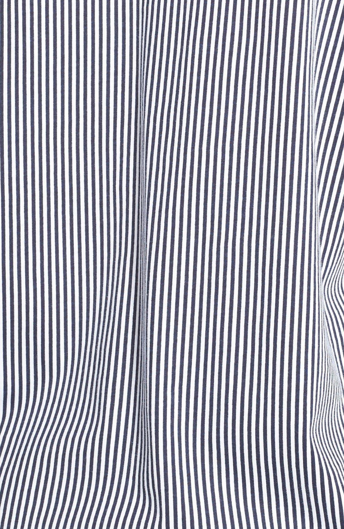 Knit Crop Pajamas,                             Alternate thumbnail 38, color,