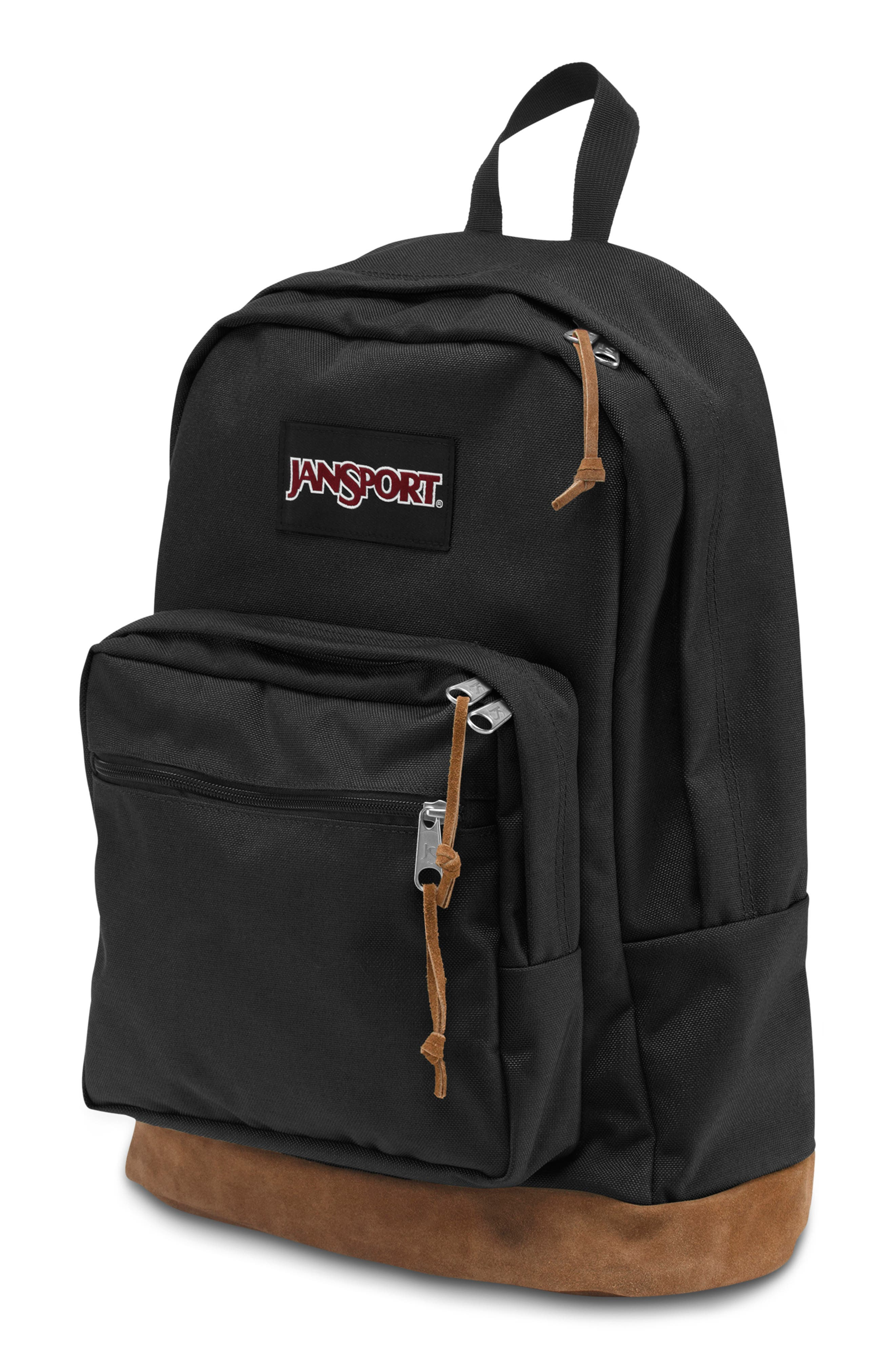 'Right Pack' Backpack,                             Alternate thumbnail 6, color,                             BLACK