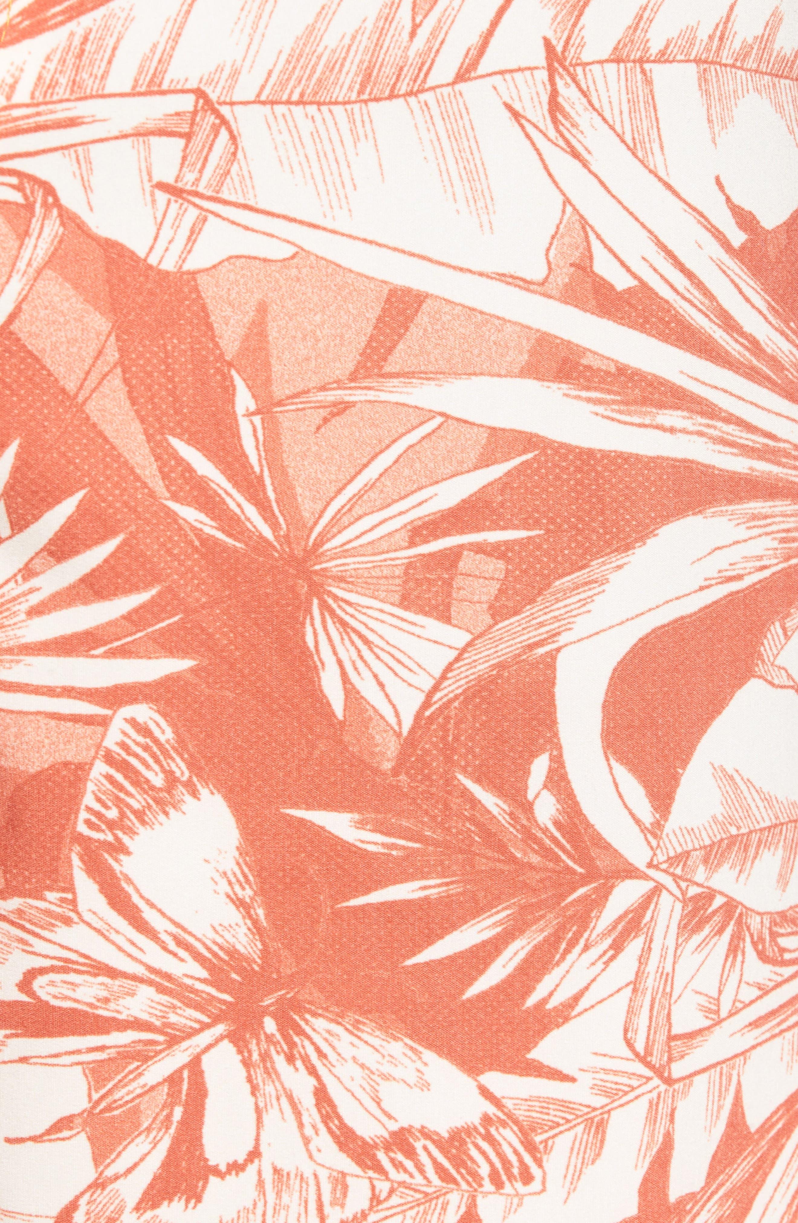 Sunset Board Shorts,                             Alternate thumbnail 5, color,                             214
