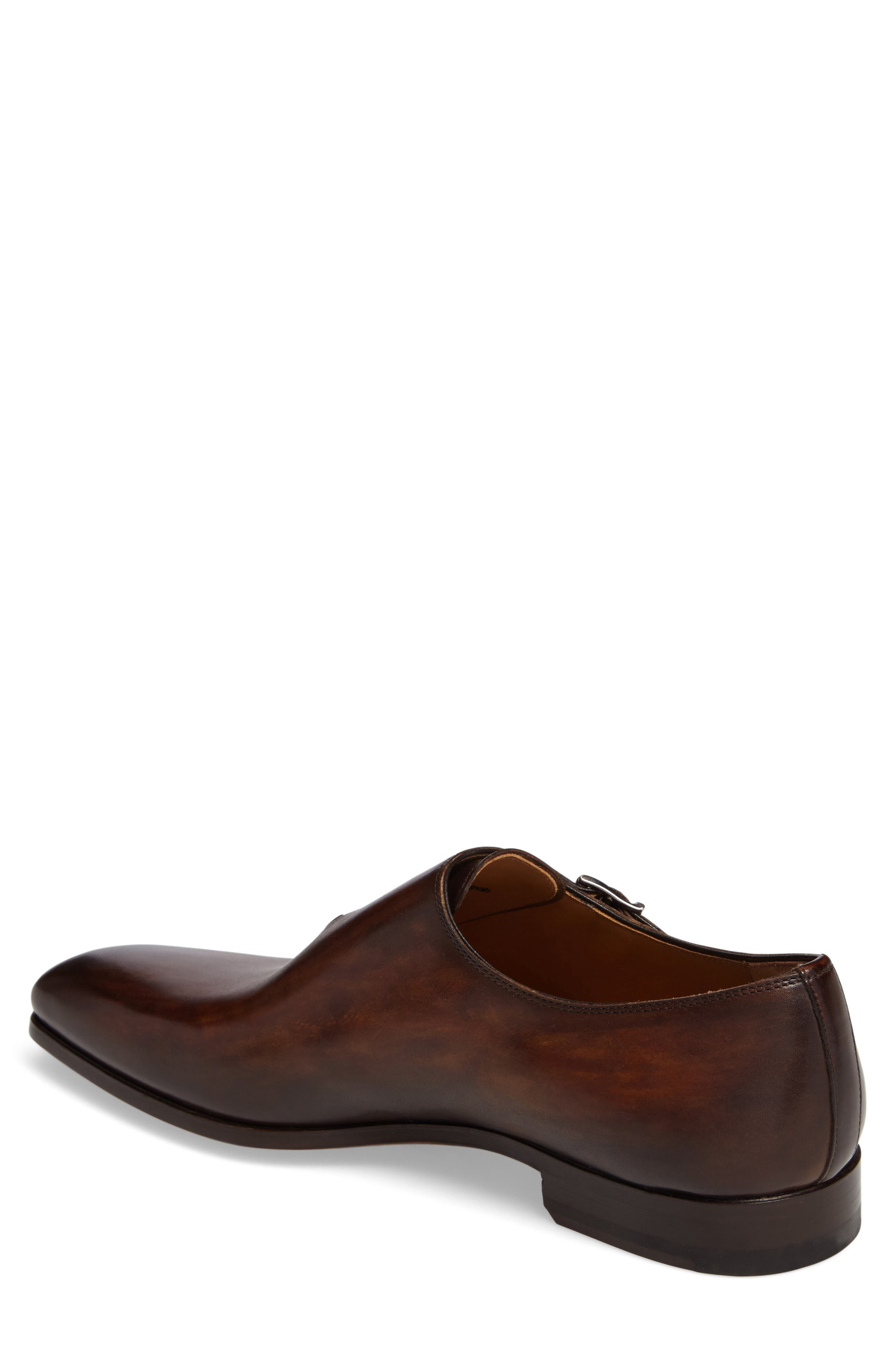 Jamin Double Monk Strap Shoe,                             Alternate thumbnail 3, color,