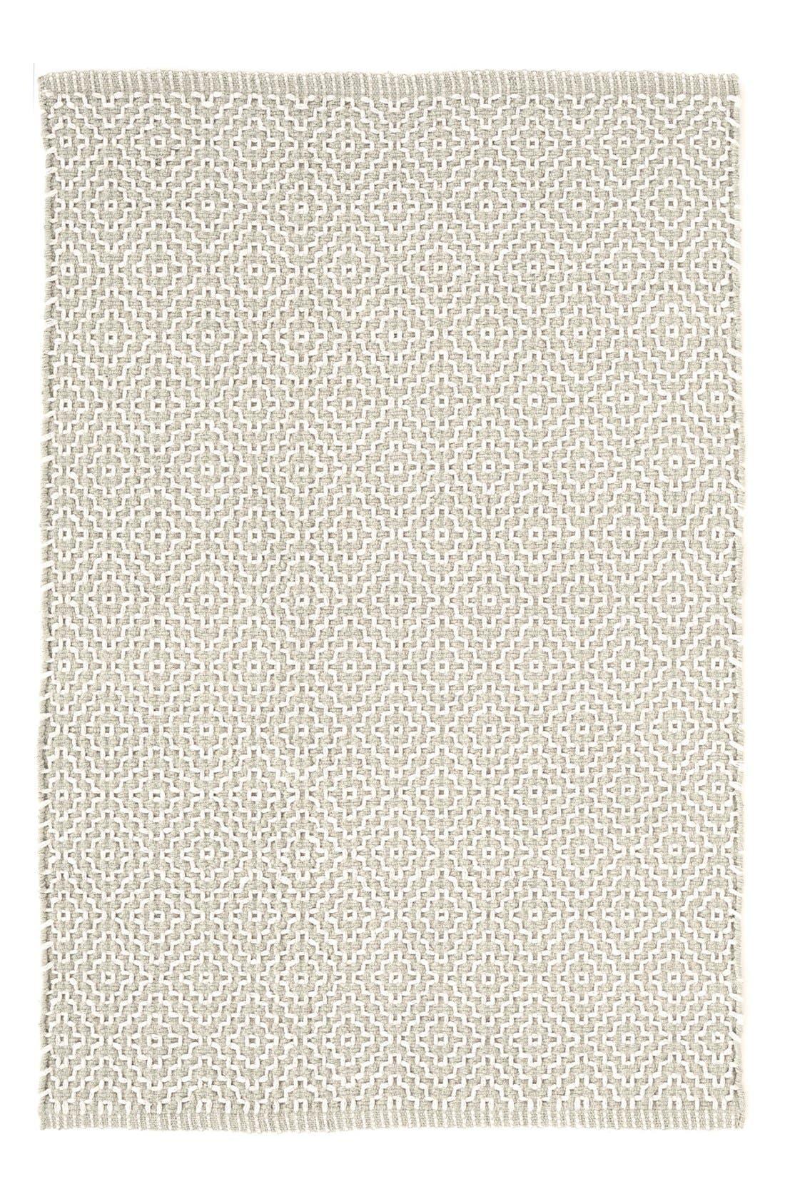 'Beatrice' Rug,                             Main thumbnail 1, color,                             GREY