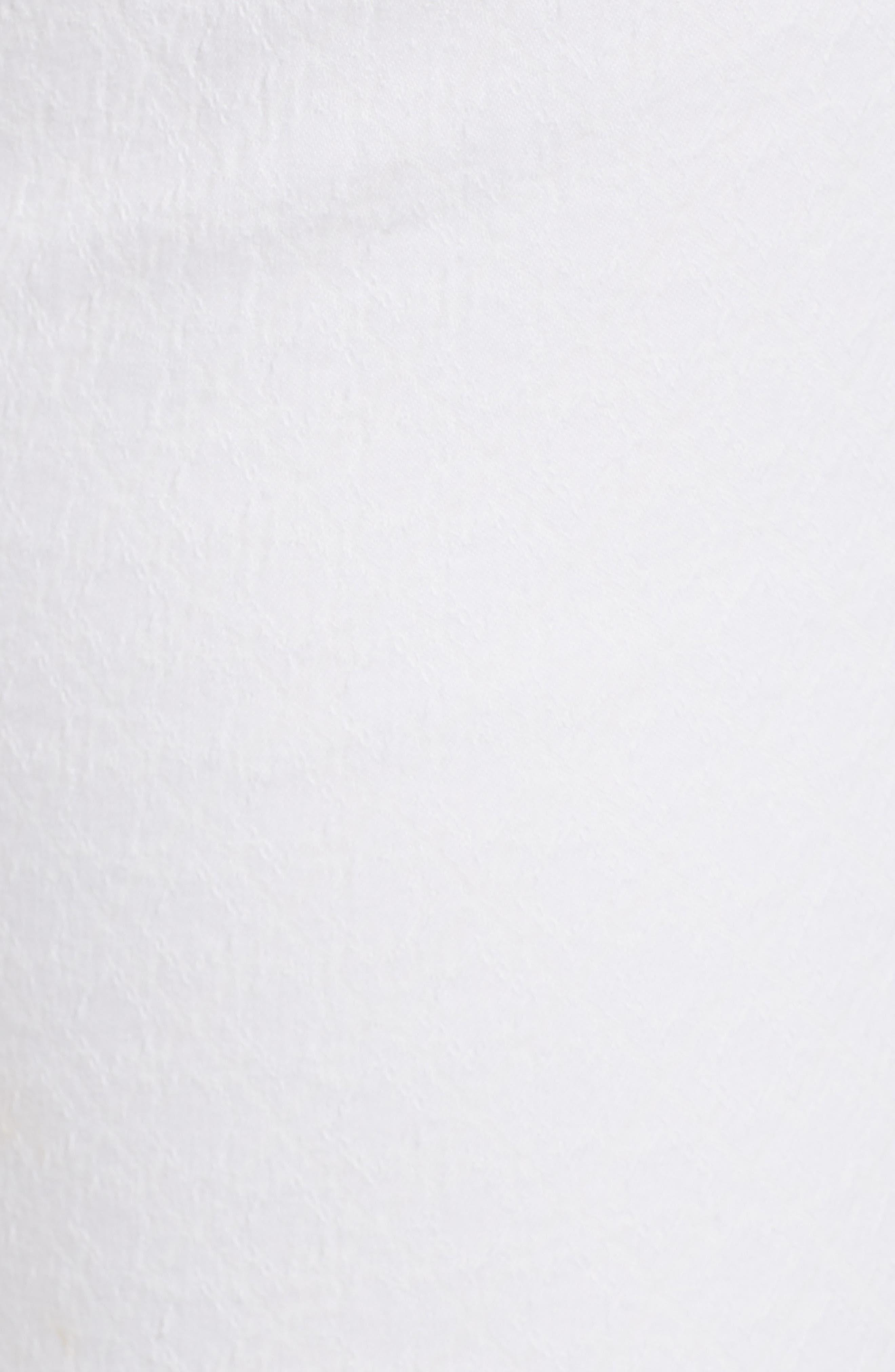 Shakira White Jeans,                             Alternate thumbnail 6, color,