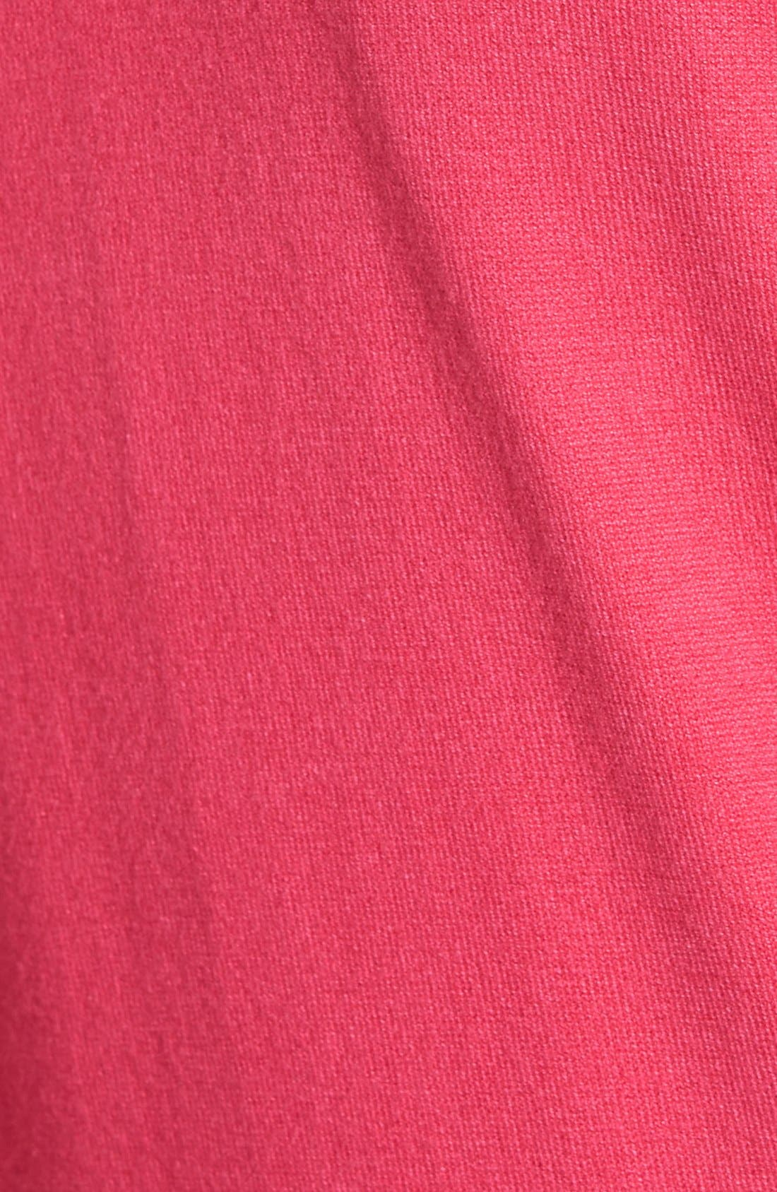 Three Quarter Sleeve Cardigan,                             Alternate thumbnail 165, color,