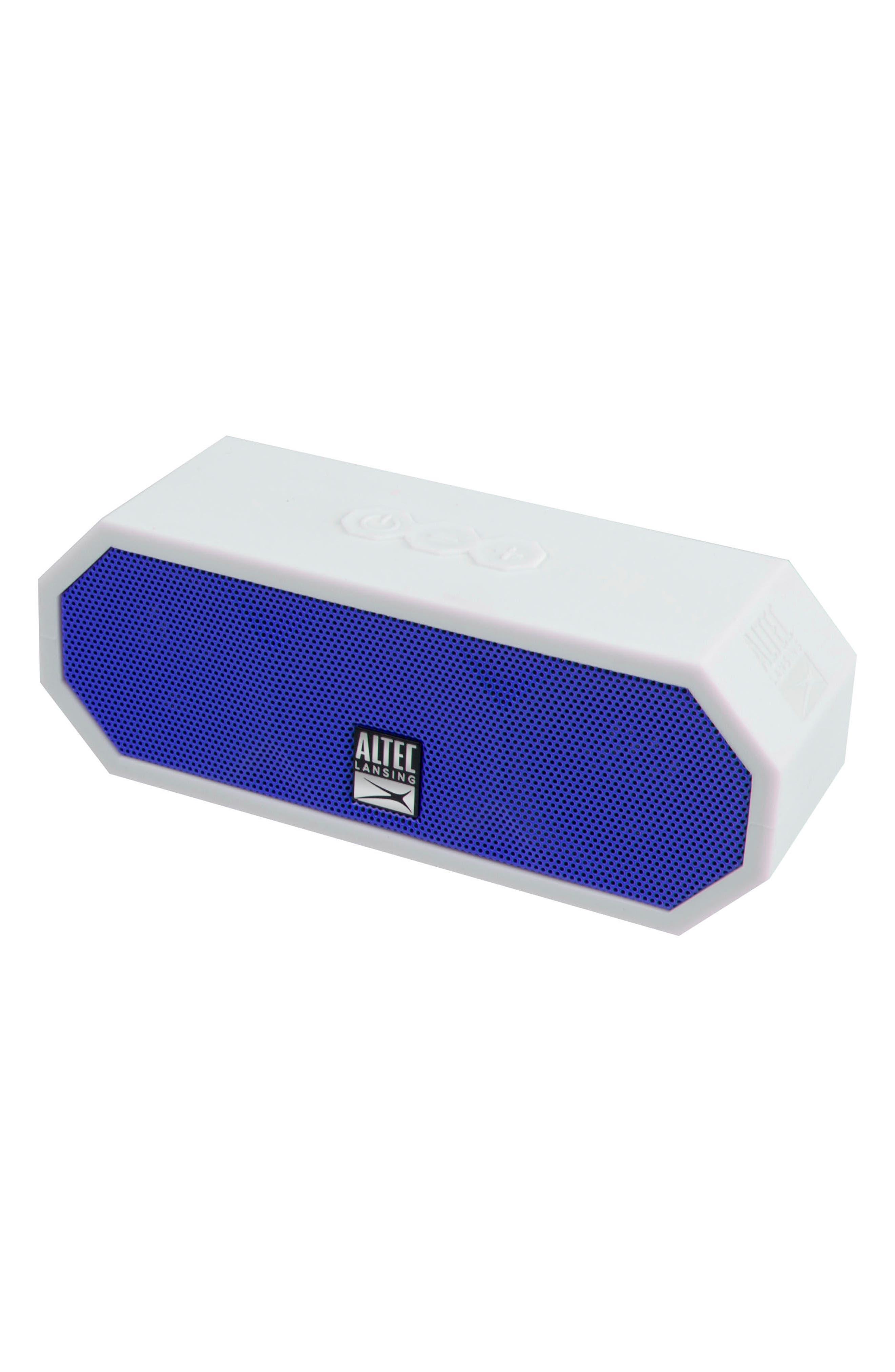 H2O 3 Waterproof Speaker,                             Alternate thumbnail 7, color,