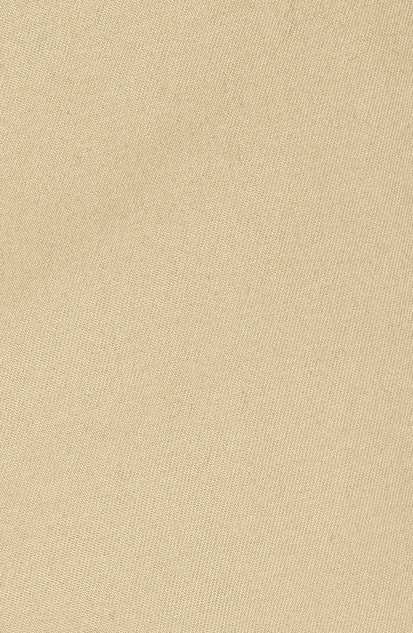 Slim Fit Chino Shorts,                             Alternate thumbnail 5, color,                             250