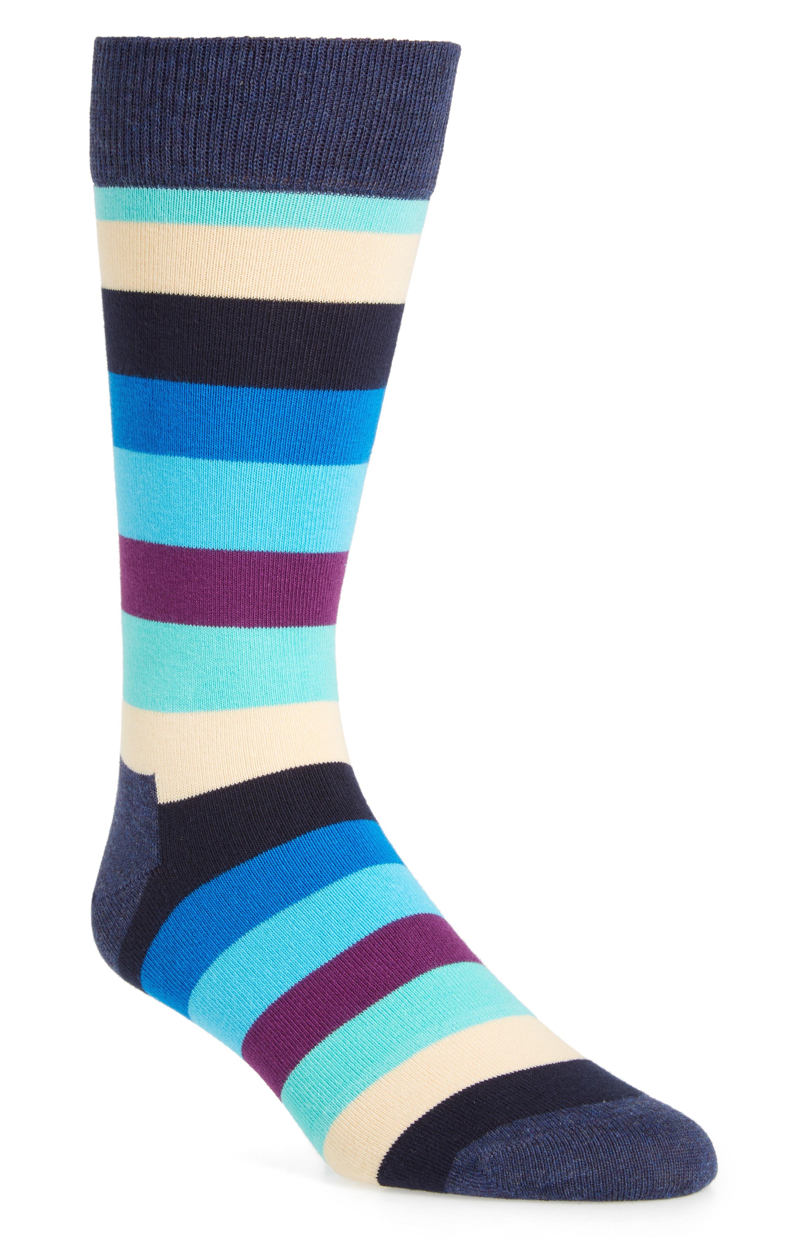Happy Socks BIG STRIPE SOCKS