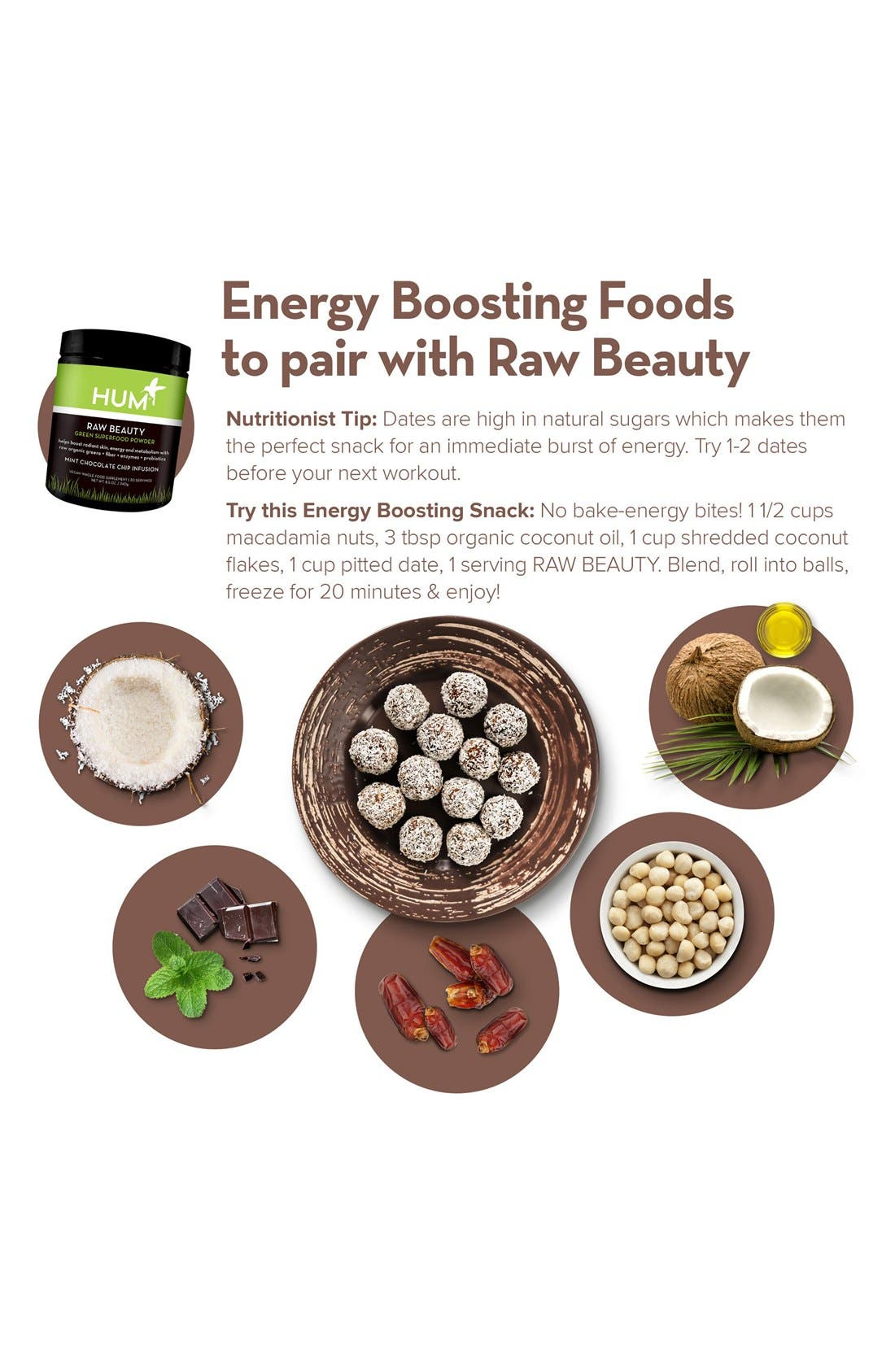 Raw Beauty Skin & Energy Green Superfood Powder,                             Alternate thumbnail 6, color,                             NO COLOR