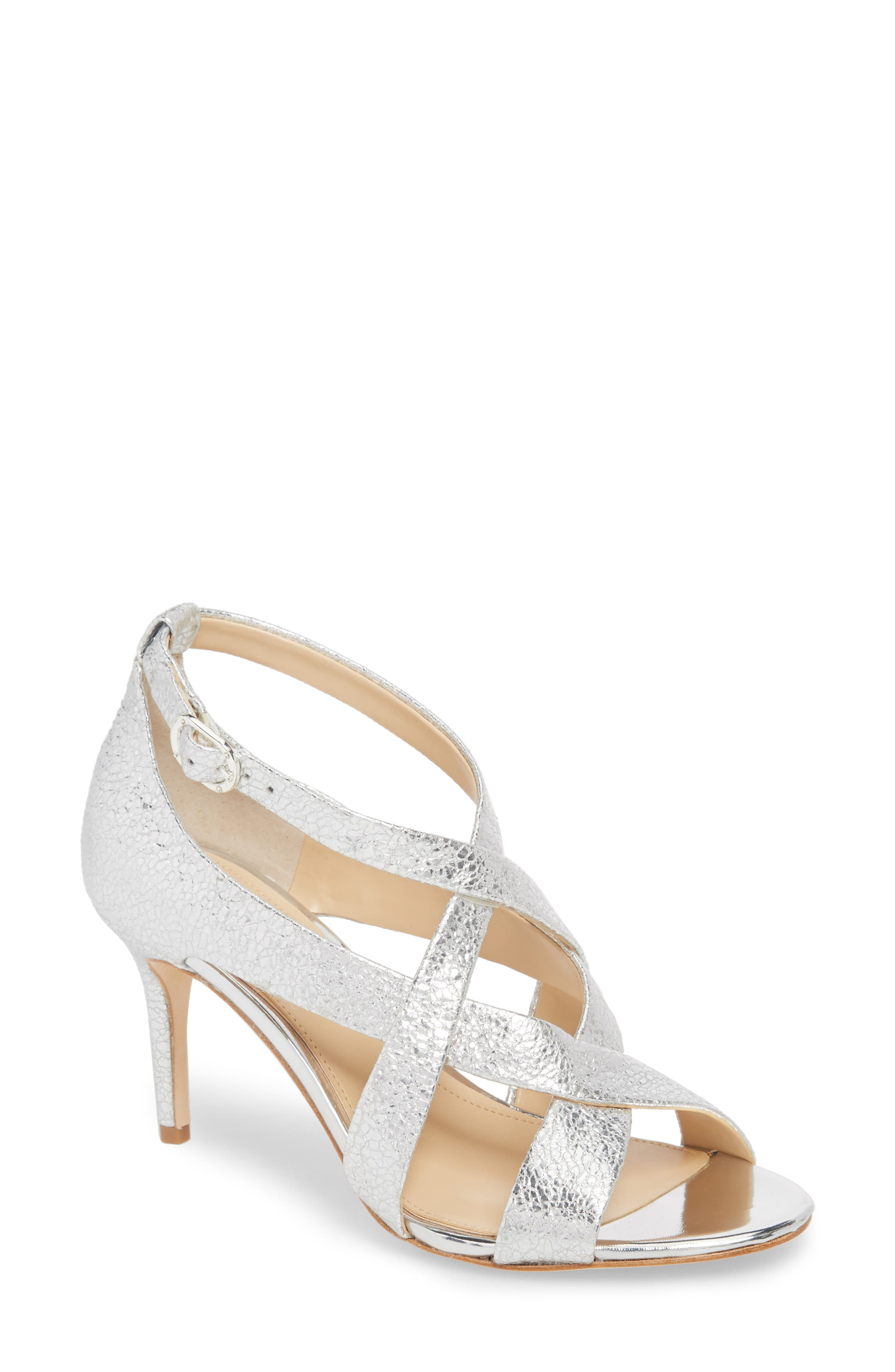 Imagine By Vince Camuto Paill Sandal- Metallic