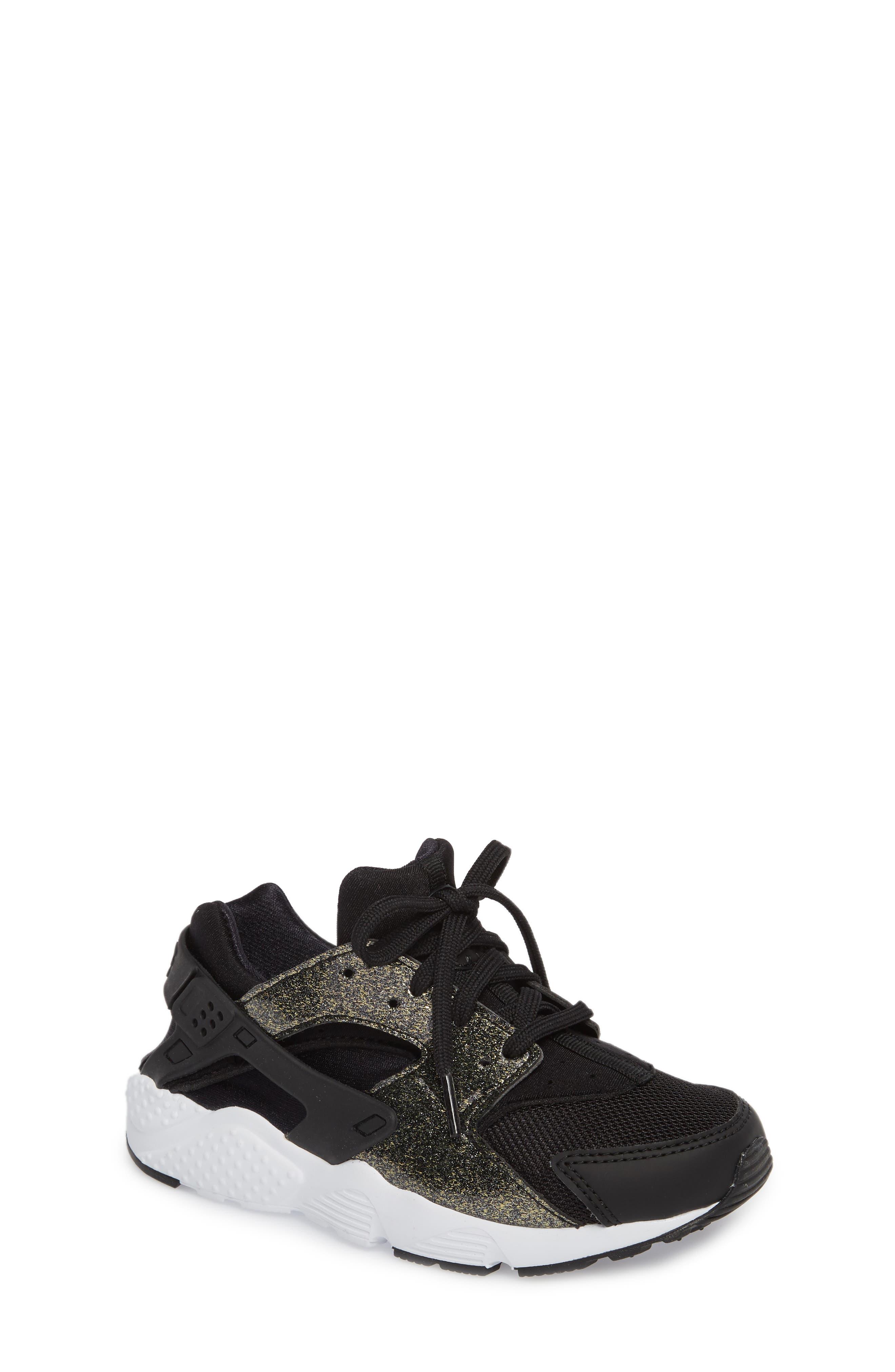 Huarache Run SE Sneaker,                             Main thumbnail 4, color,