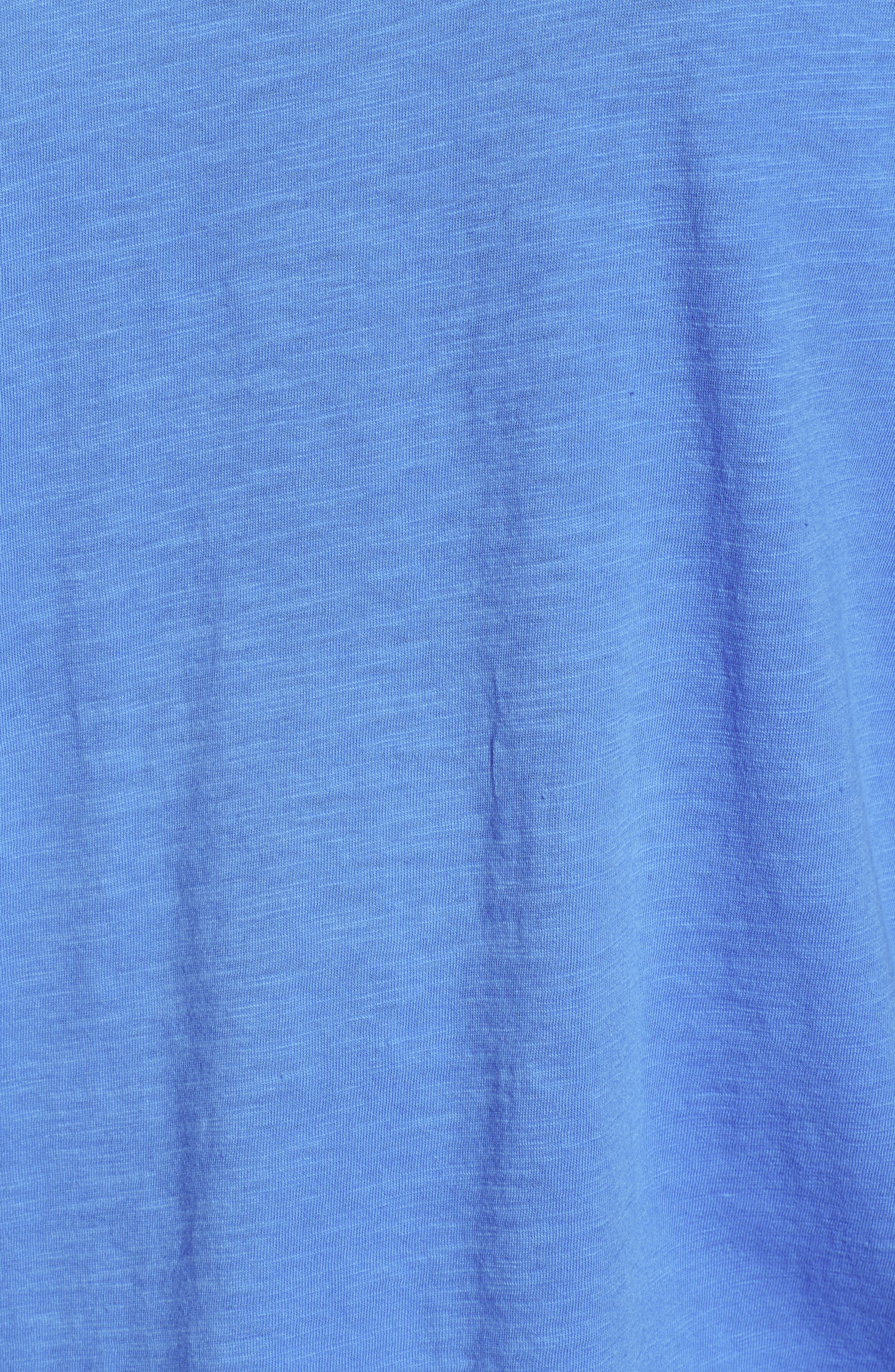 Organic Cotton Knit Top,                             Alternate thumbnail 41, color,