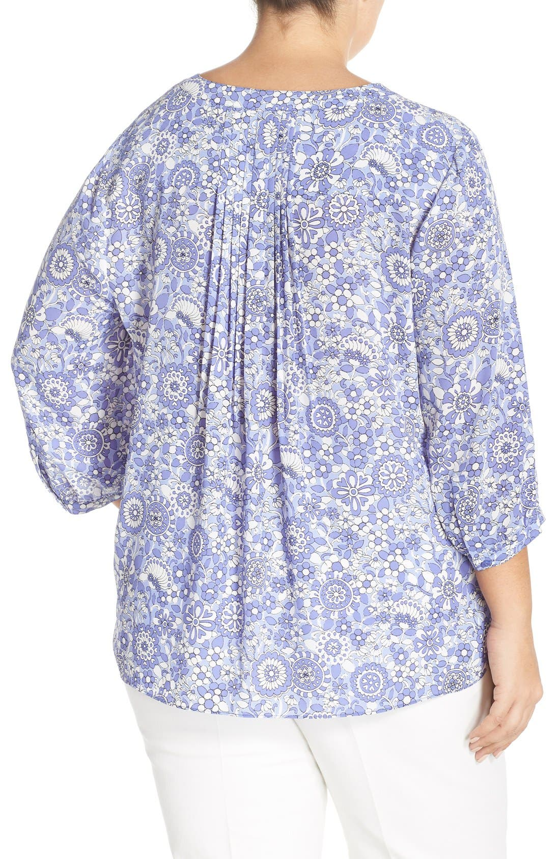 Henley Top,                             Alternate thumbnail 412, color,