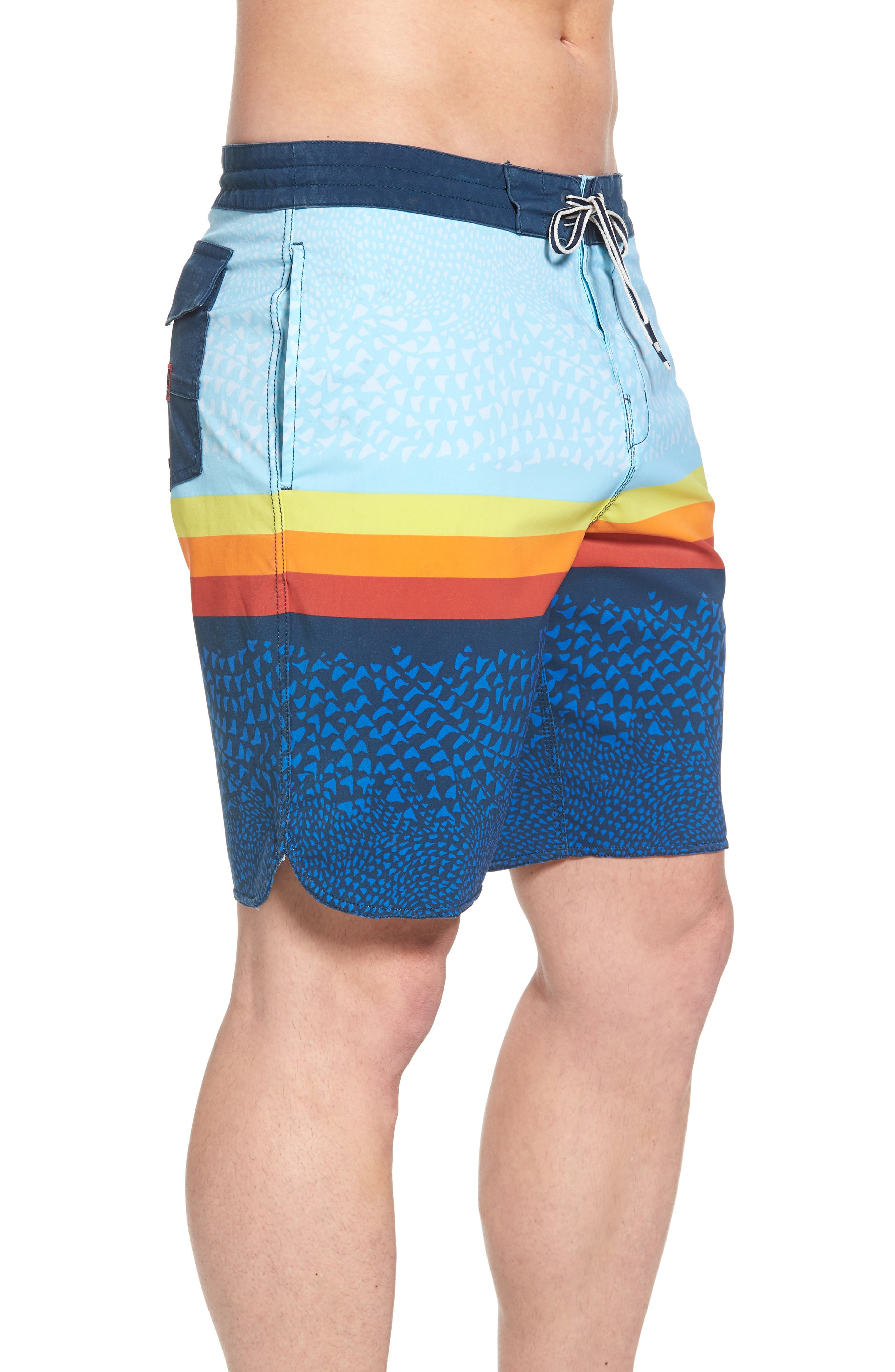 Fifty50 Low Tide Swim Trunks,                             Alternate thumbnail 13, color,