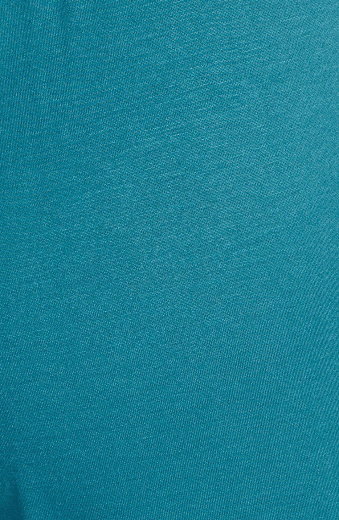 Short Sleeve Wrap Top Jumpsuit,                             Alternate thumbnail 19, color,