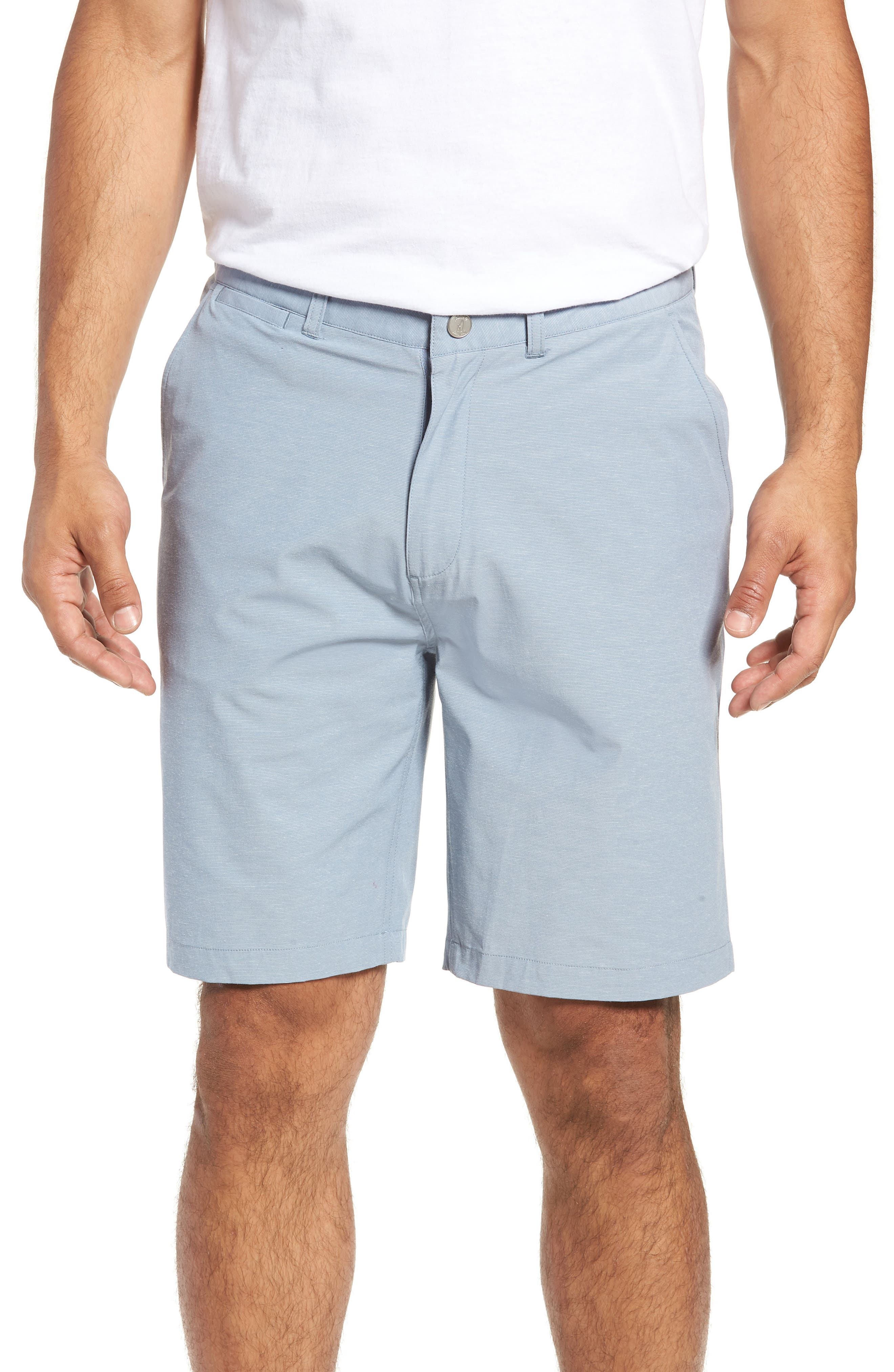 Wyatt Regular Fit Stretch Shorts,                             Main thumbnail 4, color,