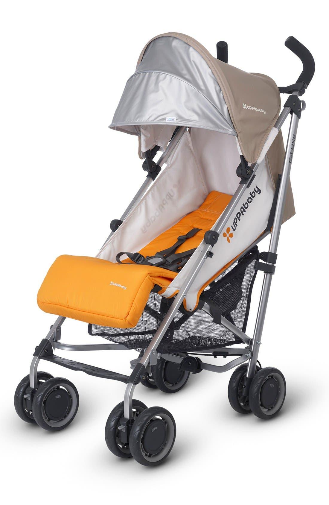 2015 G-LUXE - Aluminum Frame Reclining Umbrella Stroller,                             Alternate thumbnail 12, color,