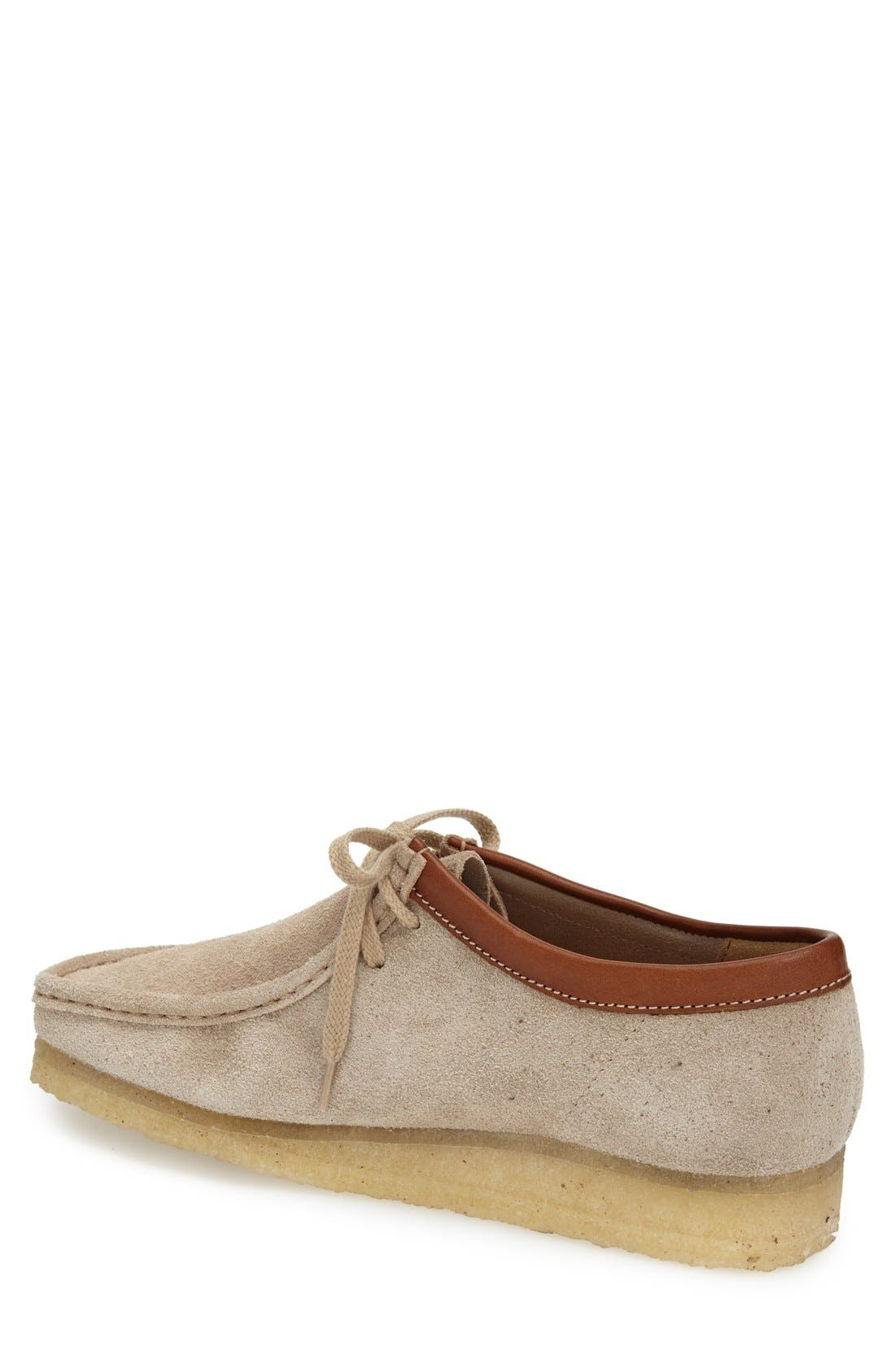 'Wallabee' Moc Toe Derby (Online Only),                             Alternate thumbnail 25, color,