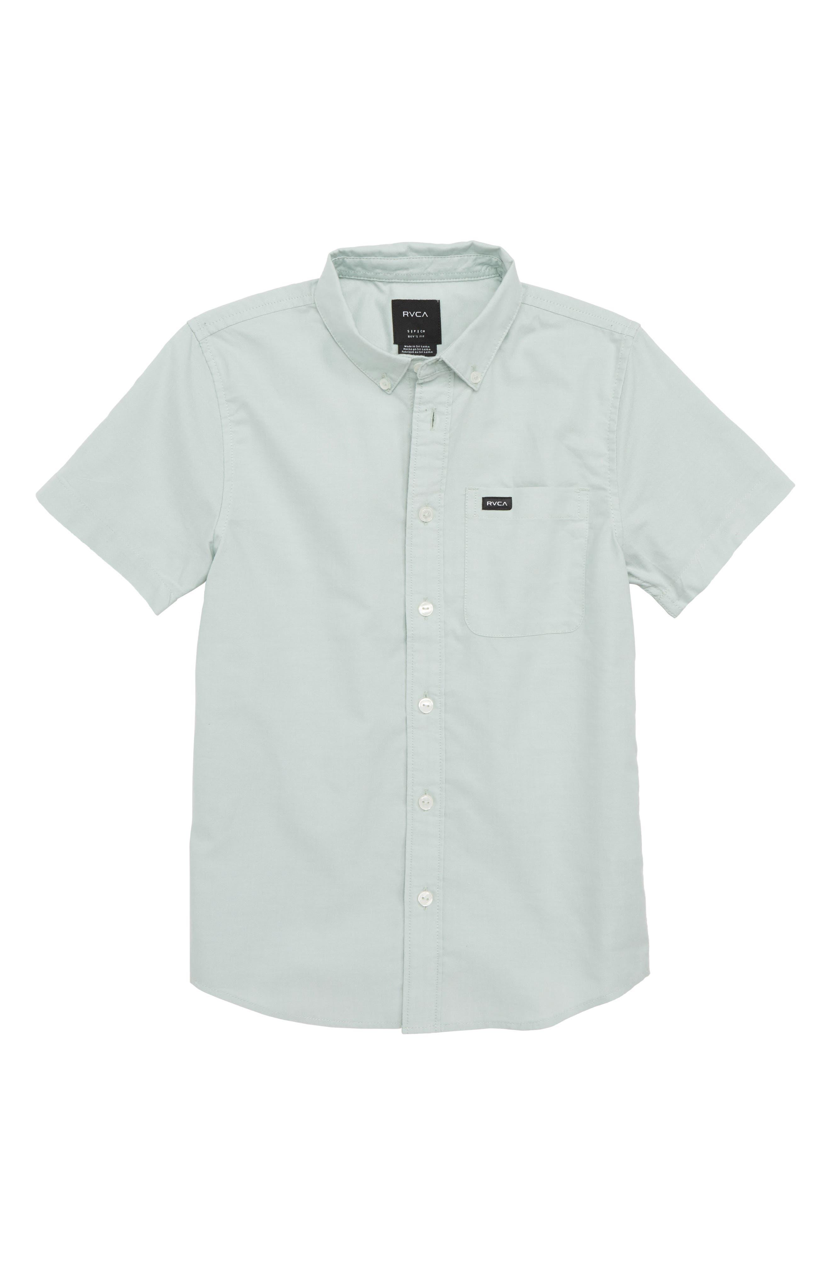 'That'll Do' Woven Shirt,                             Main thumbnail 3, color,