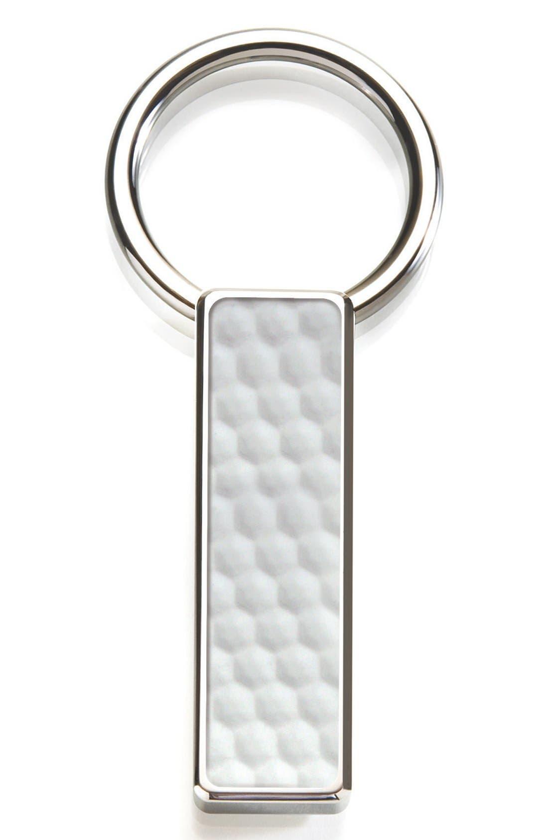 Golf Ball Key Ring,                             Main thumbnail 1, color,                             040