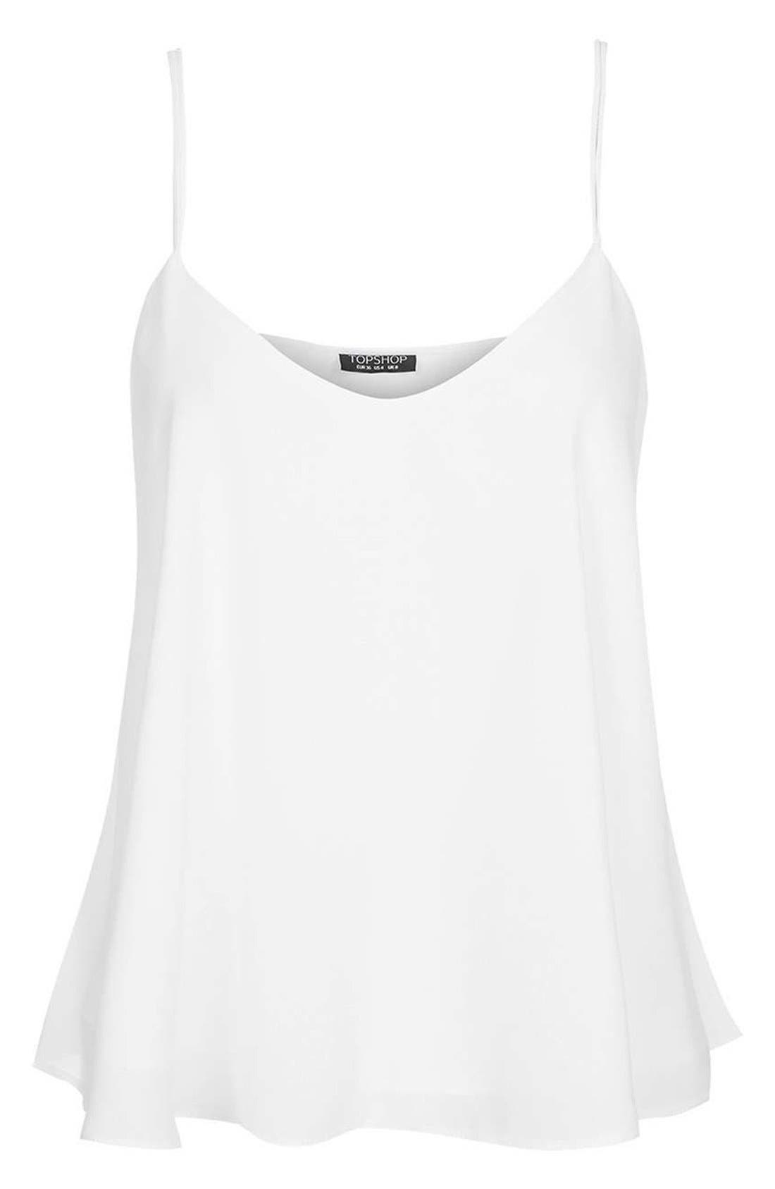 Rouleau Swing Camisole,                             Alternate thumbnail 56, color,