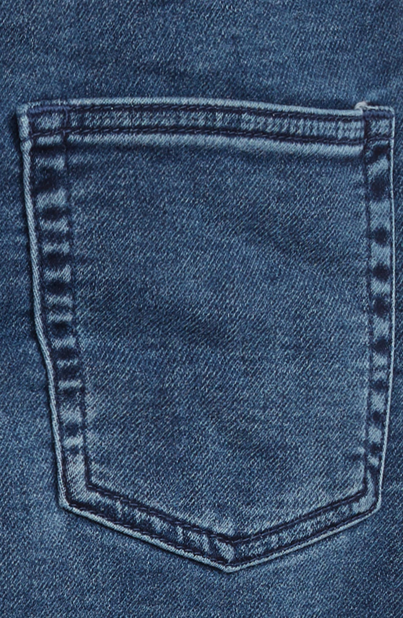 Runaround Pull-On Jeans,                             Alternate thumbnail 3, color,                             400