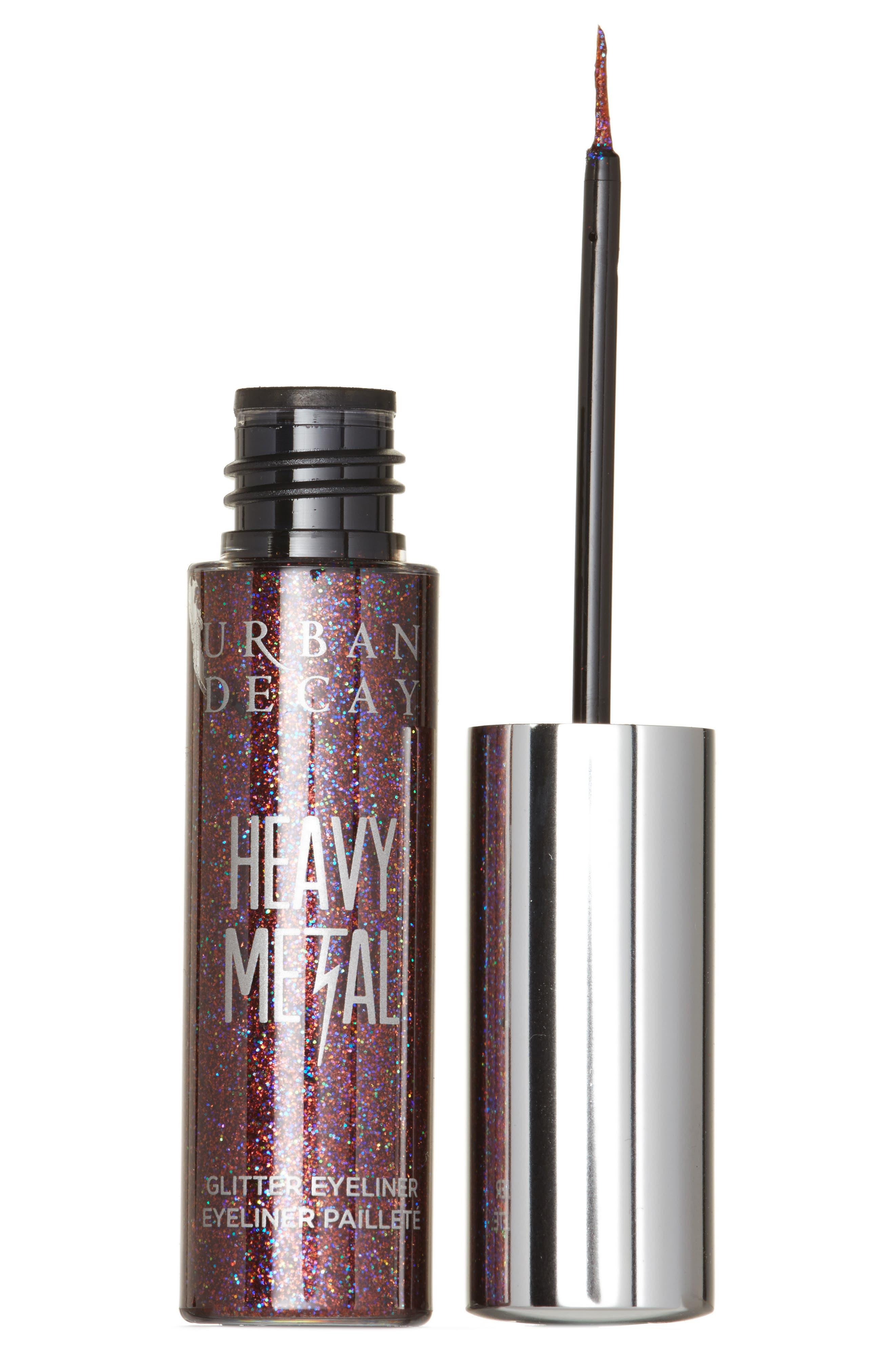 Heavy Metal Glitter Eyeliner,                             Main thumbnail 2, color,