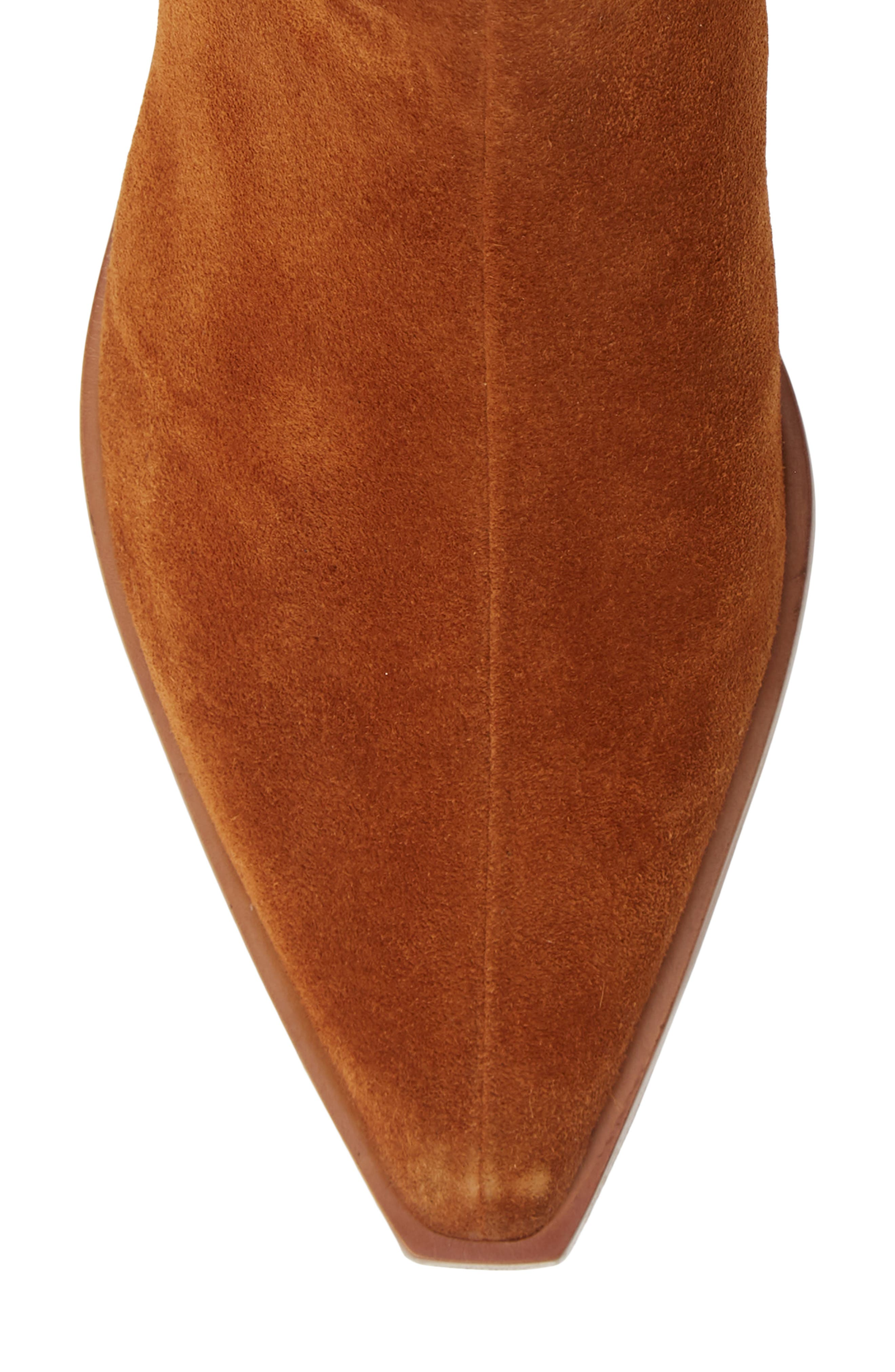 Westin Bootie,                             Alternate thumbnail 5, color,                             TAN SUEDE