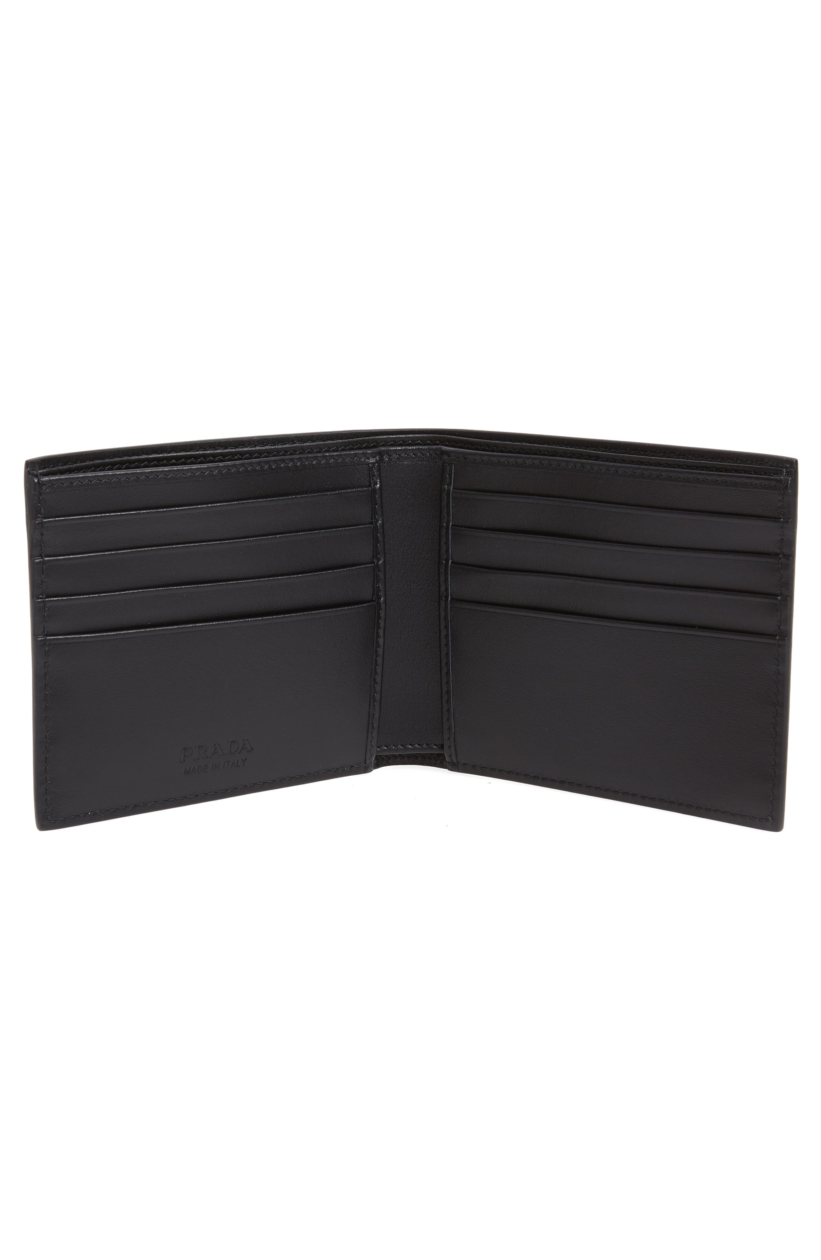 City Sport Leather Wallet,                             Alternate thumbnail 2, color,                             001