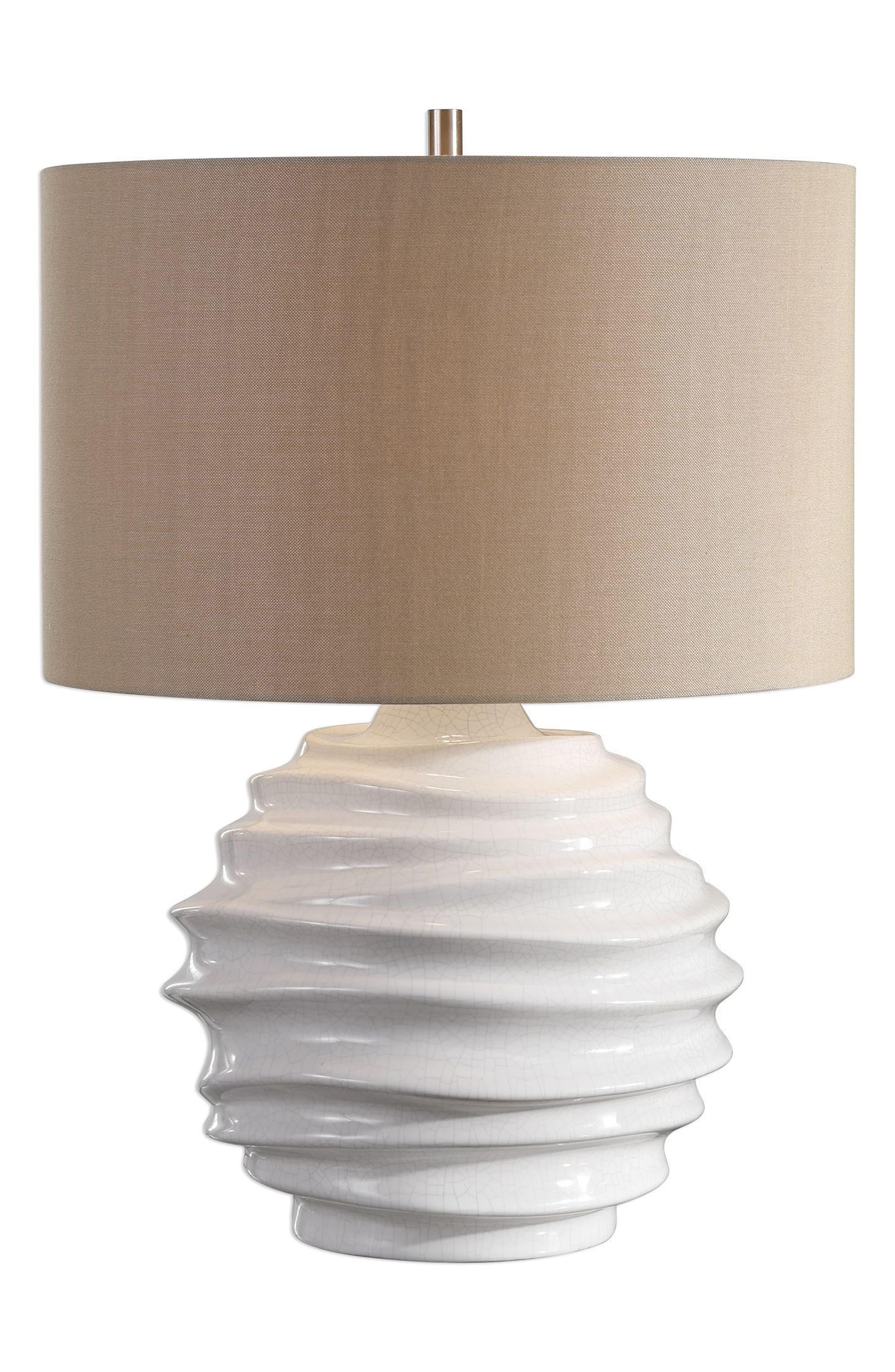 UTTERMOST,                             Gisasa Table Lamp,                             Main thumbnail 1, color,                             100