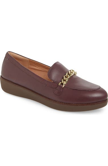 19ea136532520f FitFlop Petrina Chain Loafer (Women)