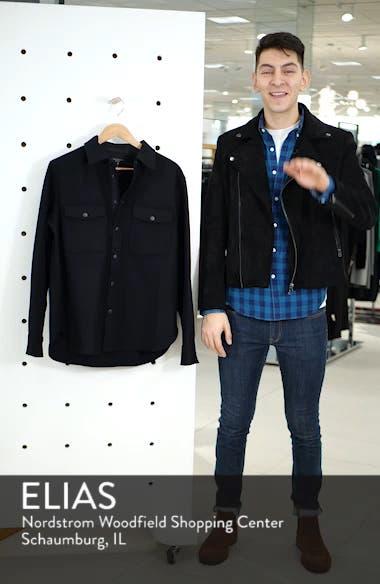 Jack Regular Fit Shirt Jacket, sales video thumbnail