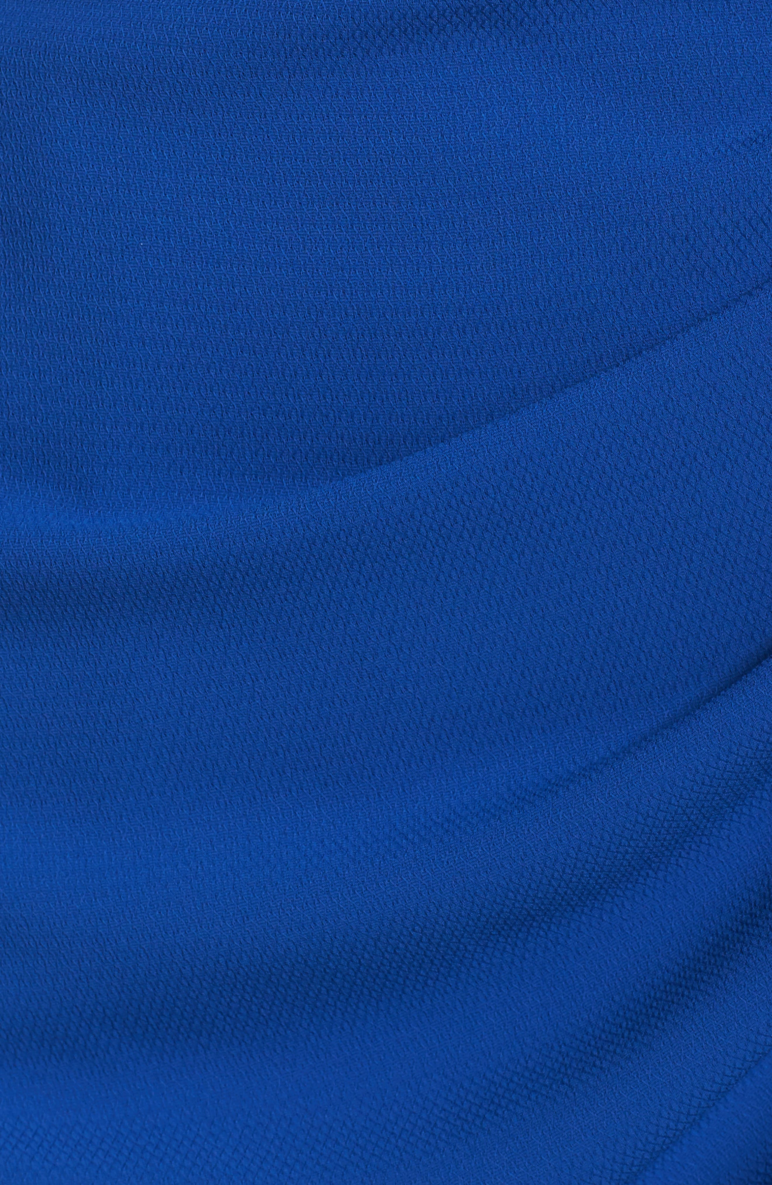 Camilla Frill Sheath Dress,                             Alternate thumbnail 6, color,                             460