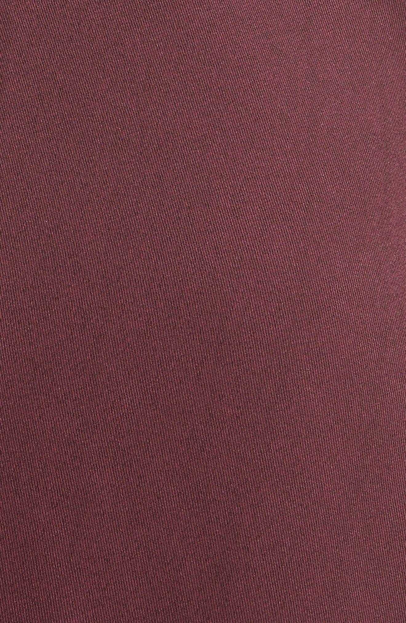 Lui Eco Drape One-Shoulder Dress,                             Alternate thumbnail 5, color,                             930