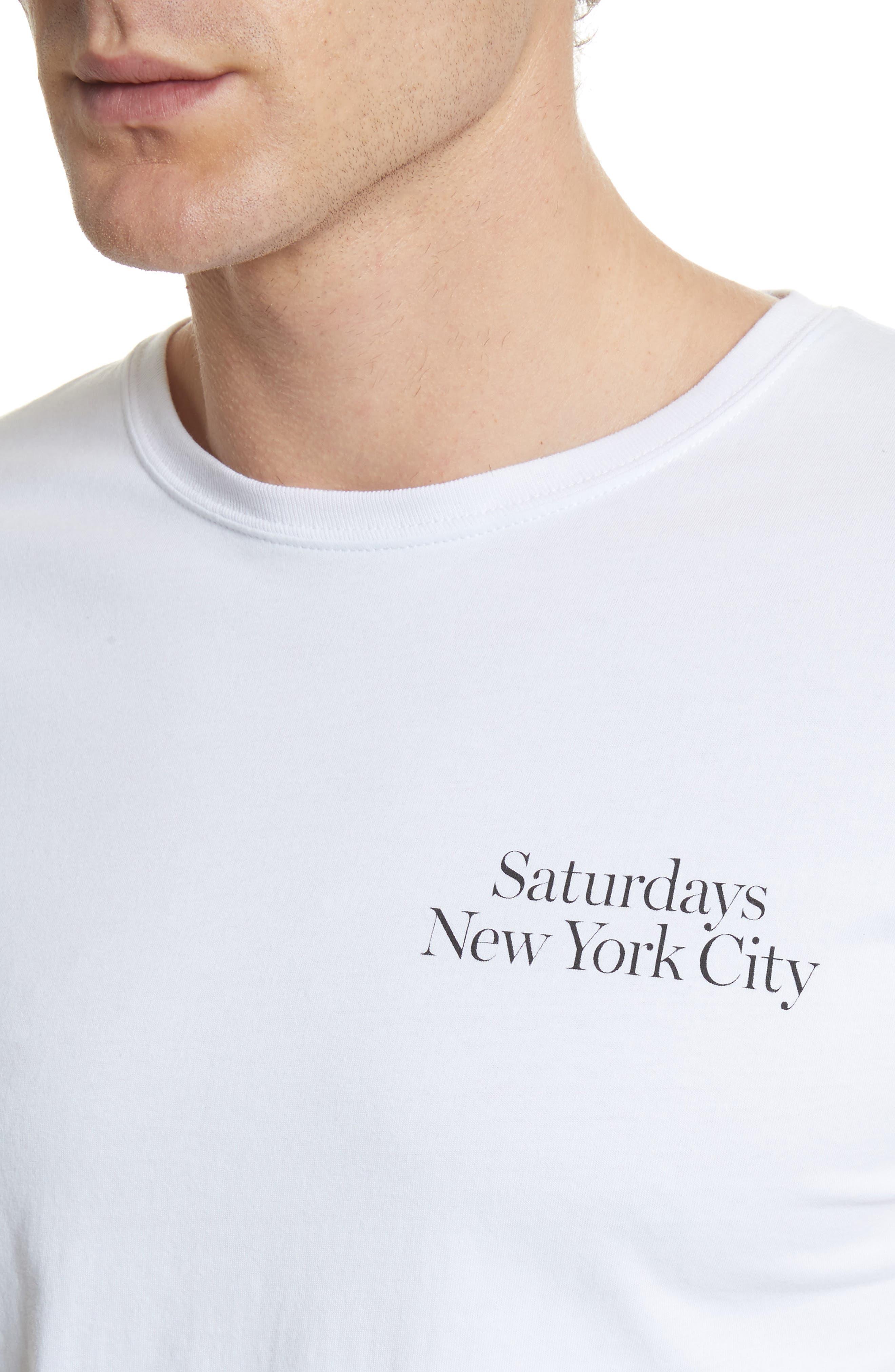 Miller Graphic T-Shirt,                             Alternate thumbnail 4, color,                             110