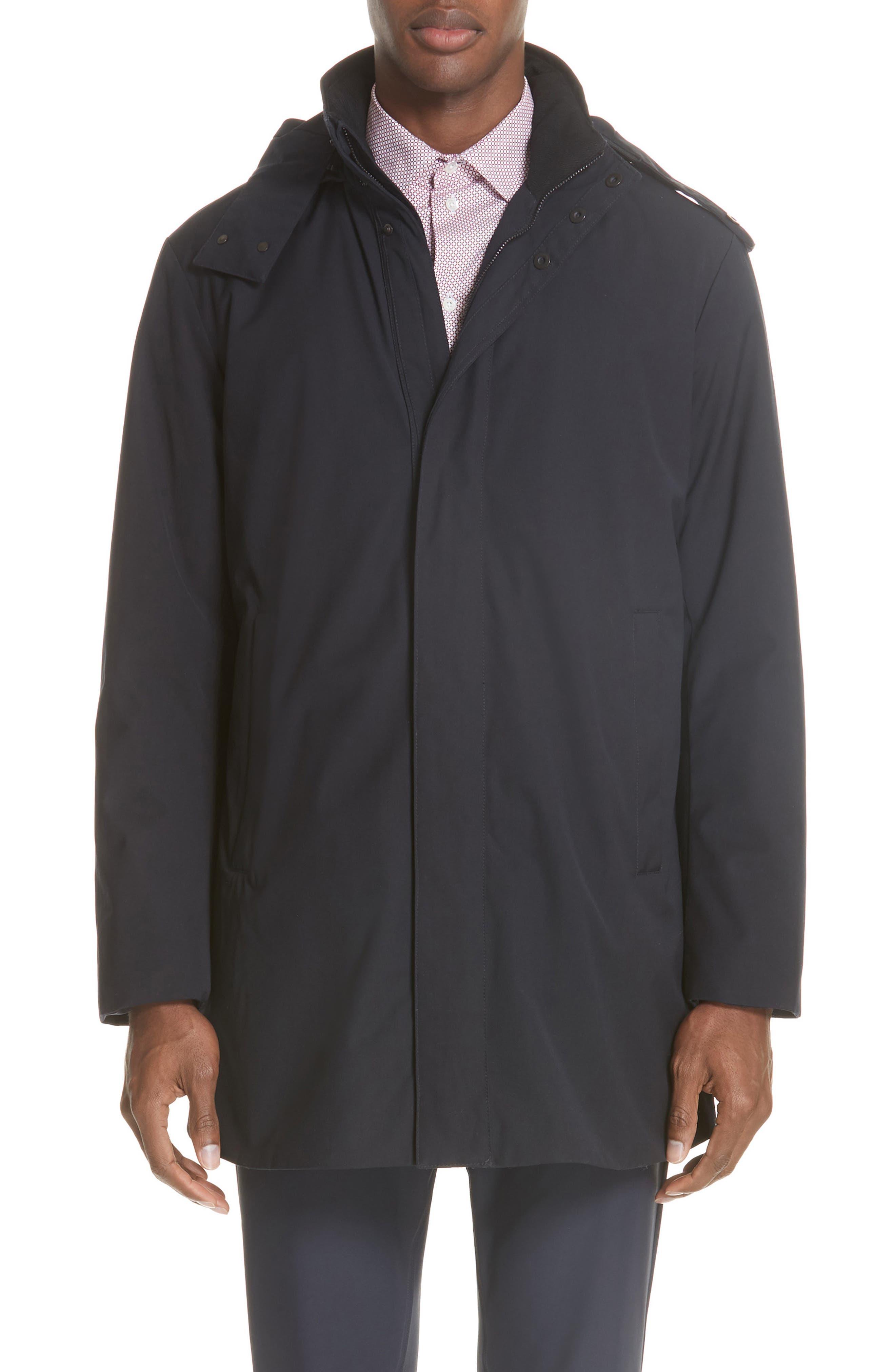 Matrix Jacket,                         Main,                         color, BLUE