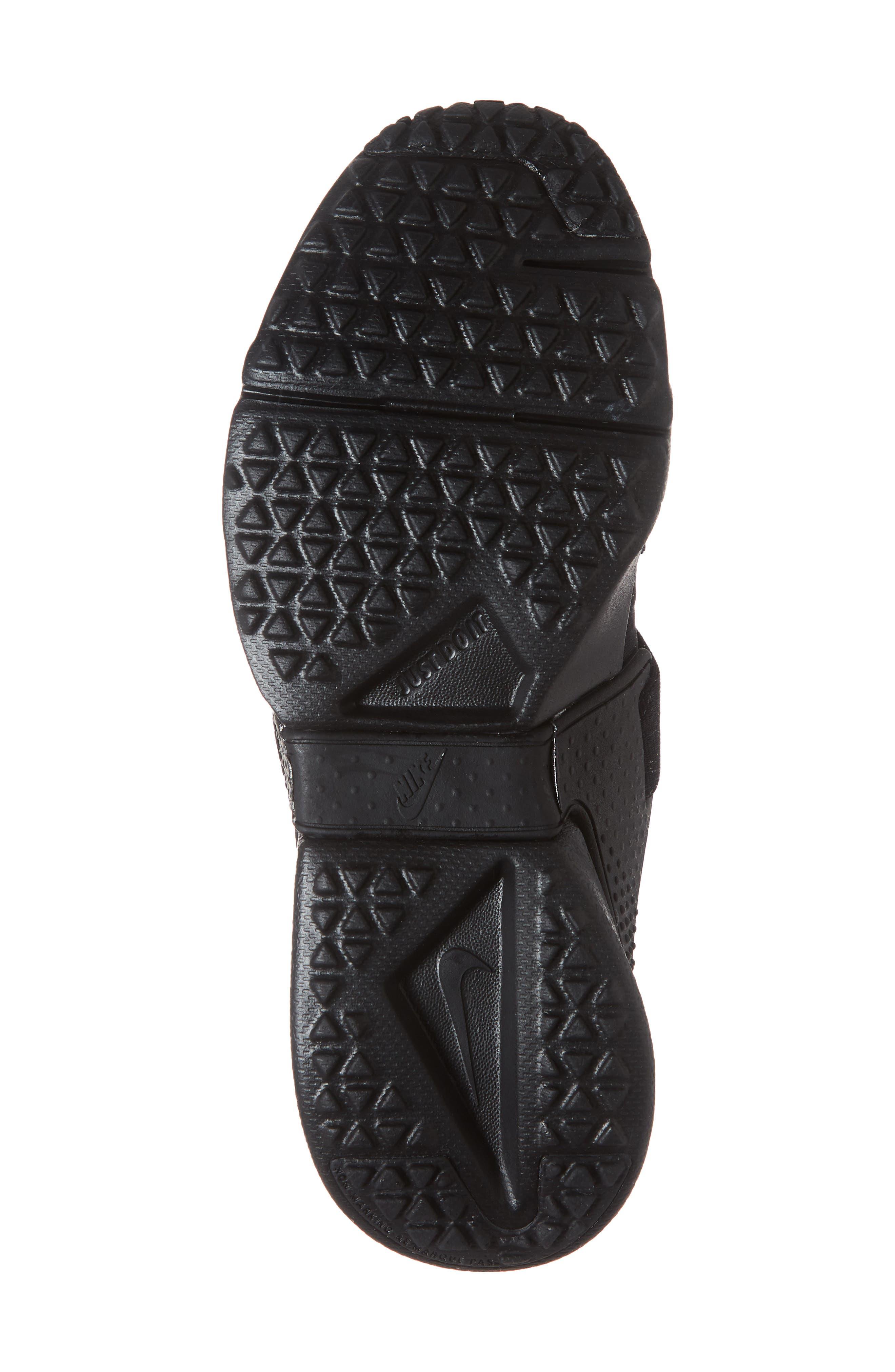 Huarache Extreme Sneaker,                             Alternate thumbnail 6, color,                             BLACK