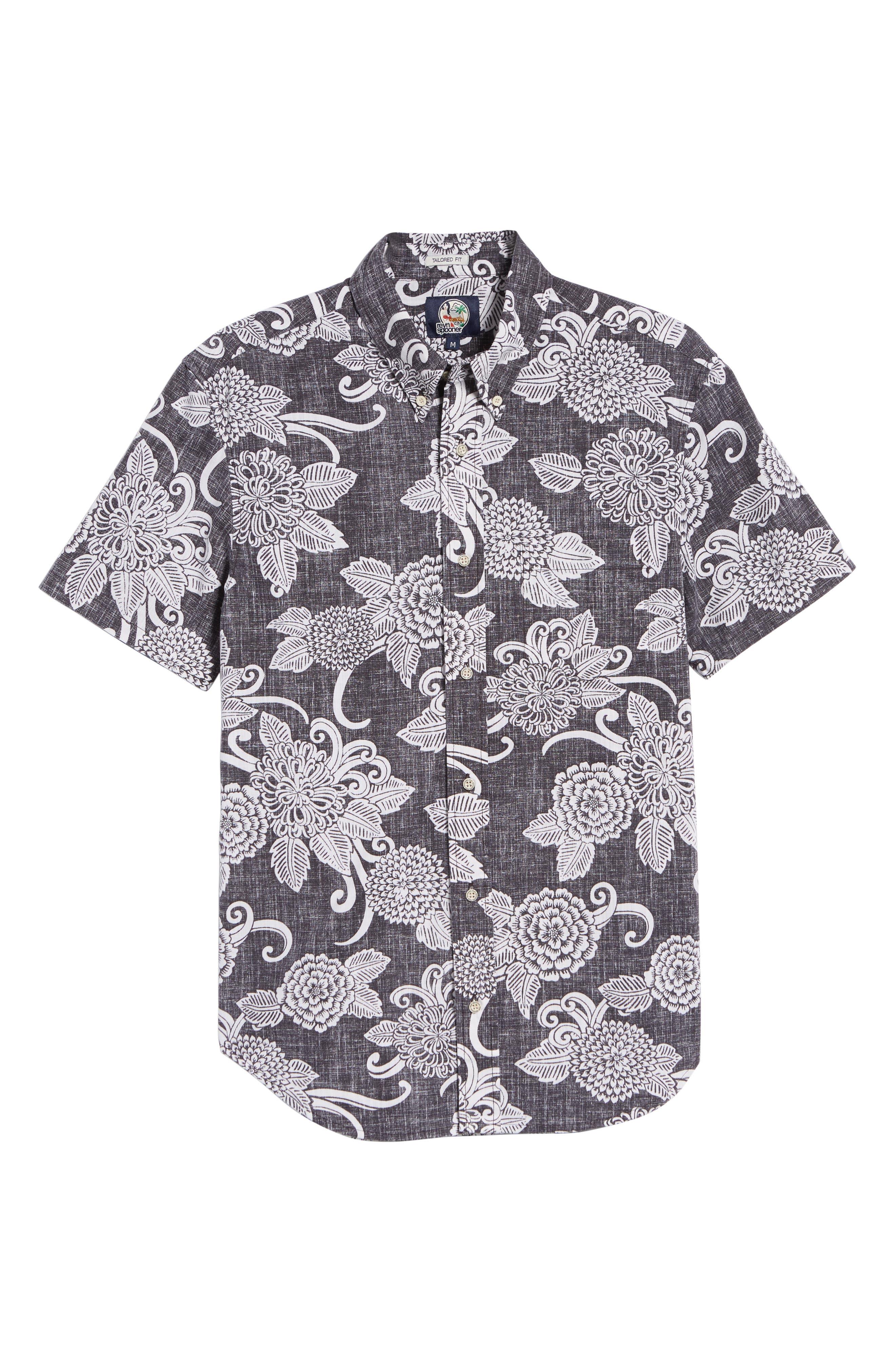 Opti Mums Regular Fit Sport Shirt,                             Alternate thumbnail 5, color,                             BLACK