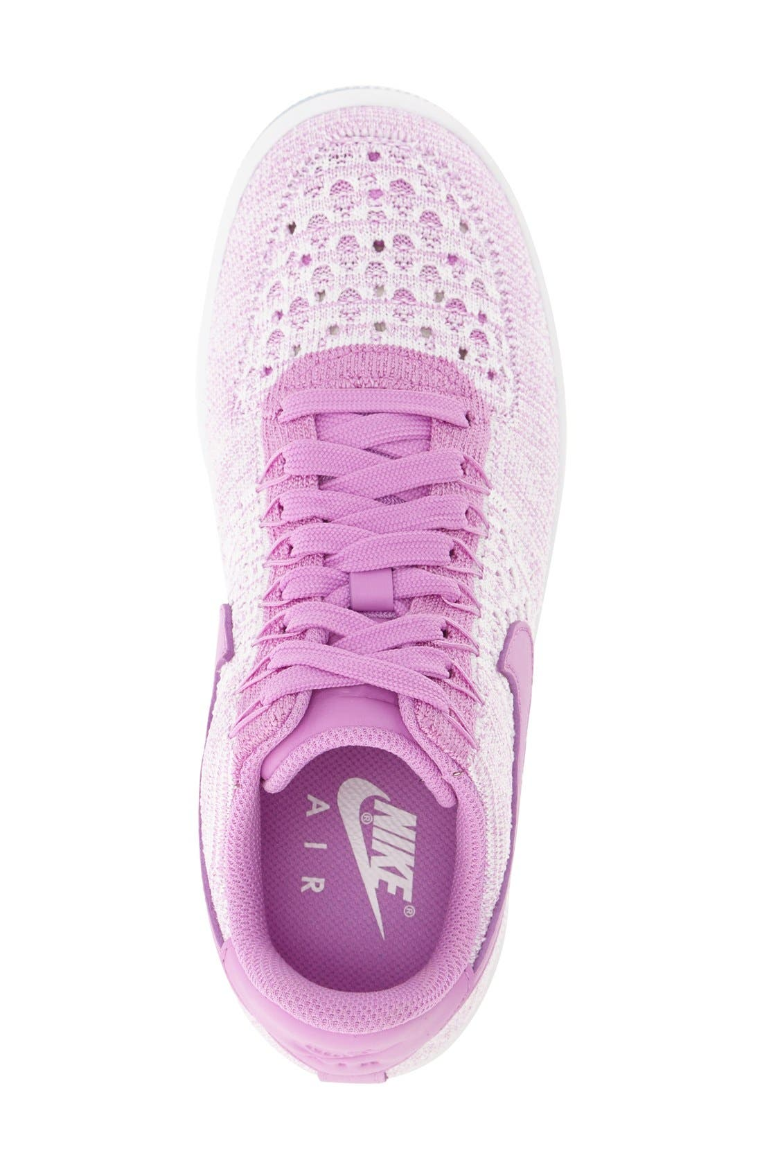 'Air Force 1 Flyknit Low' Sneaker,                             Alternate thumbnail 20, color,