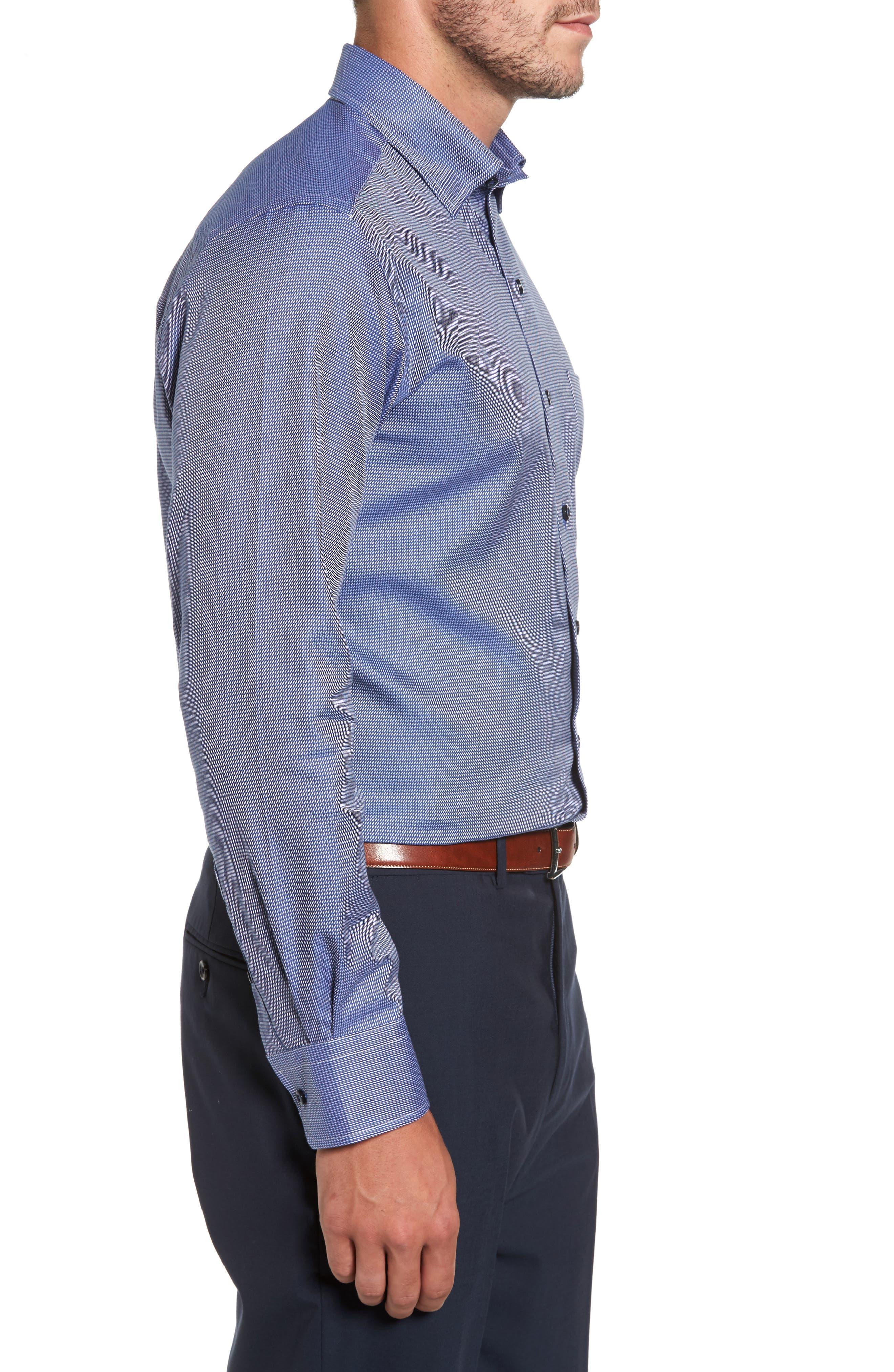 Print Regular Fit Sport Shirt,                             Alternate thumbnail 6, color,