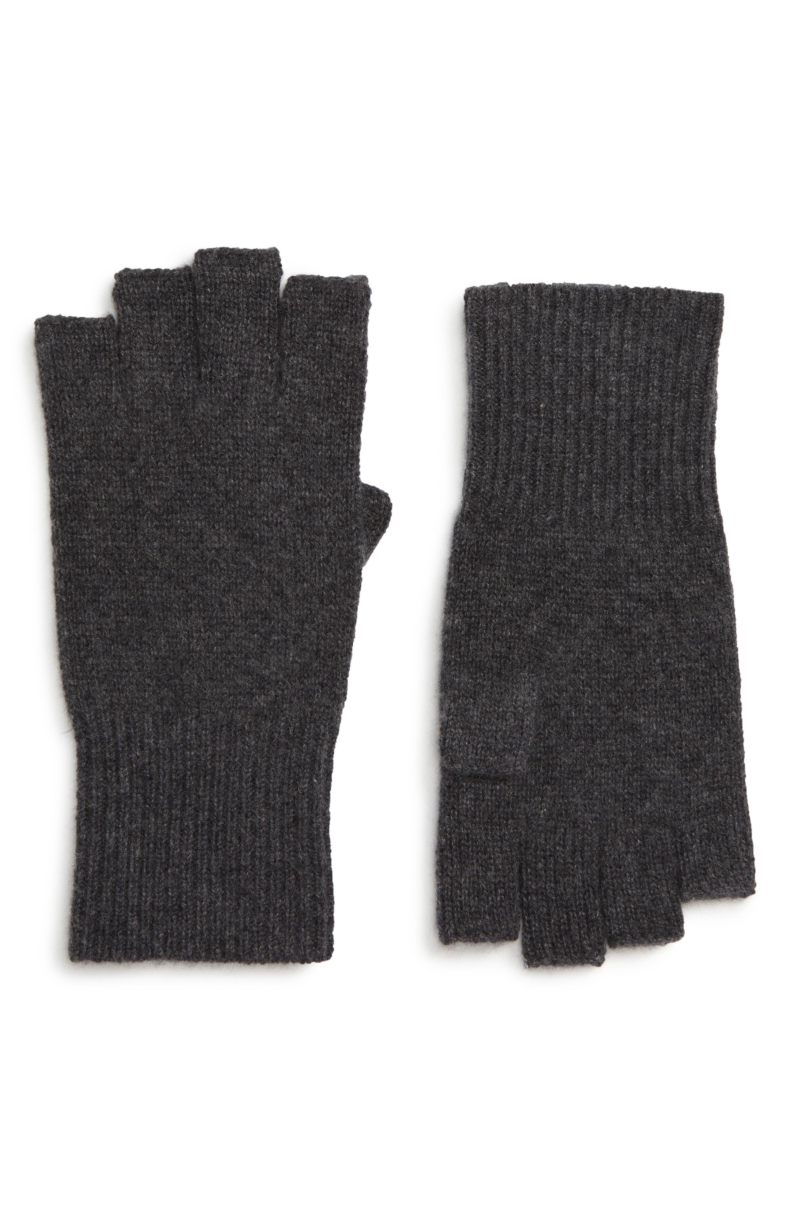 Cashmere Fingerless Gloves by Halogen