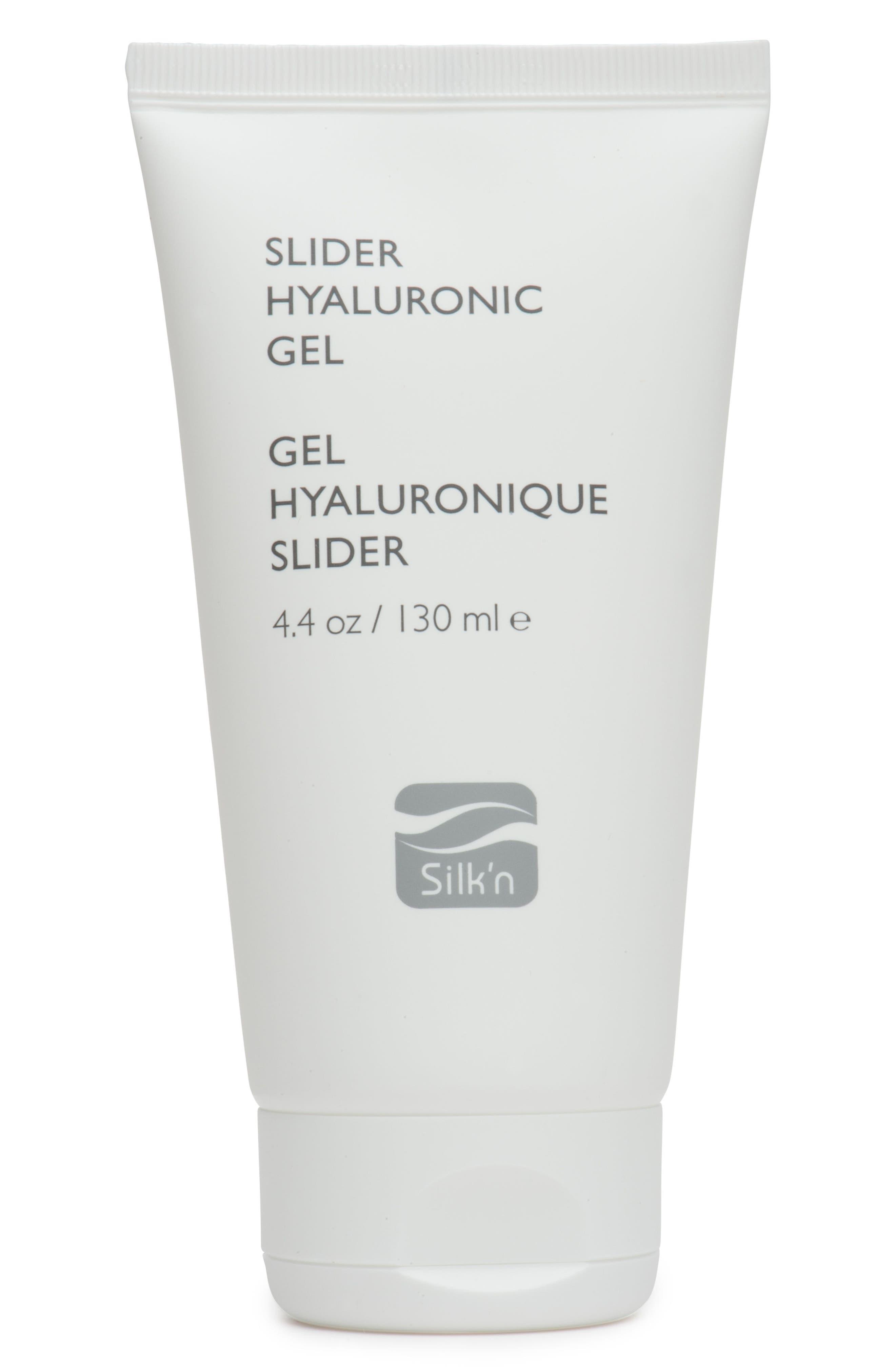 Slider Hyaluronic Gel,                         Main,                         color, NO COLOR