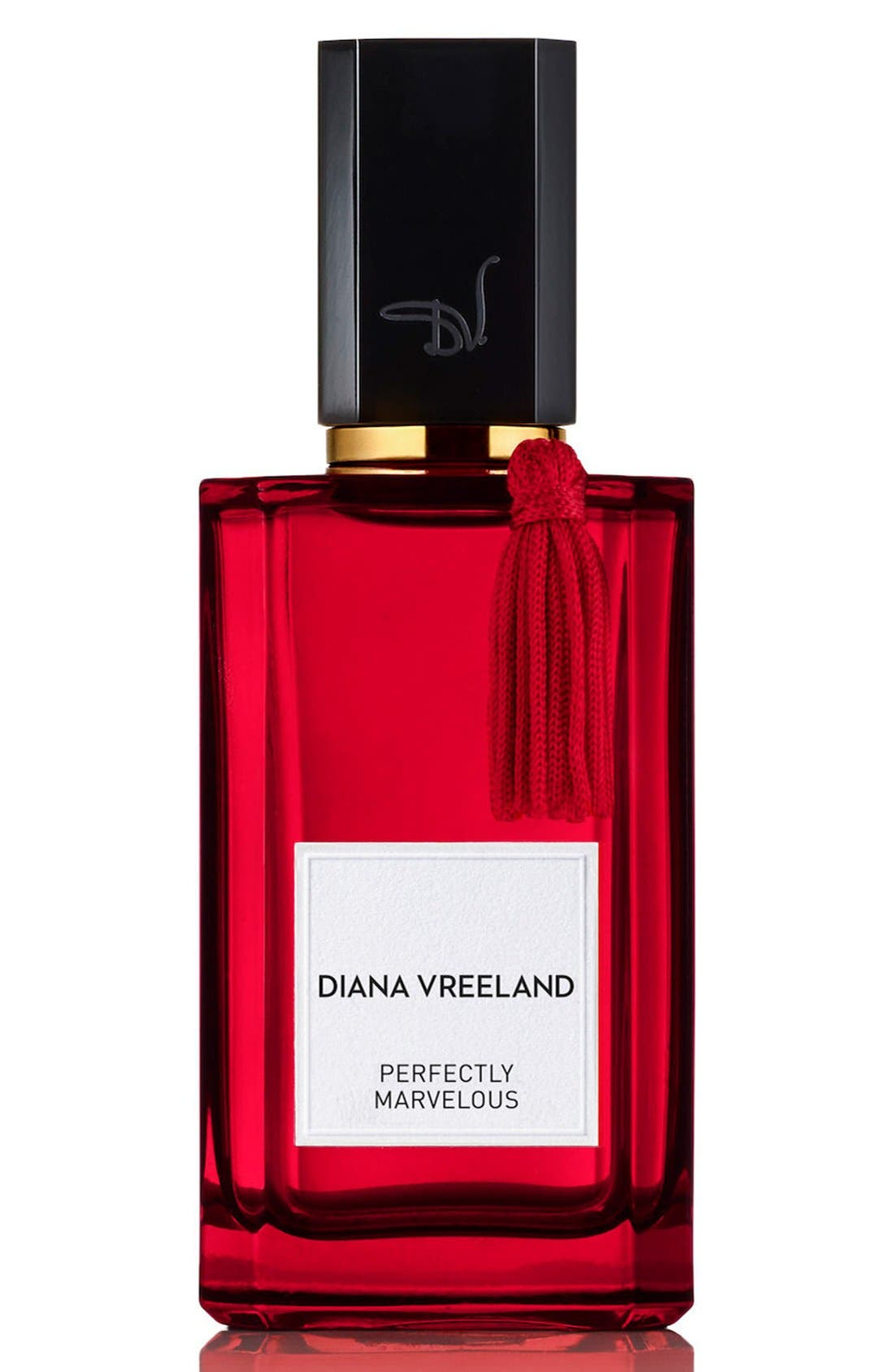 DIANA VREELAND,                             'Perfectly Marvelous' Fragrance,                             Main thumbnail 1, color,                             000