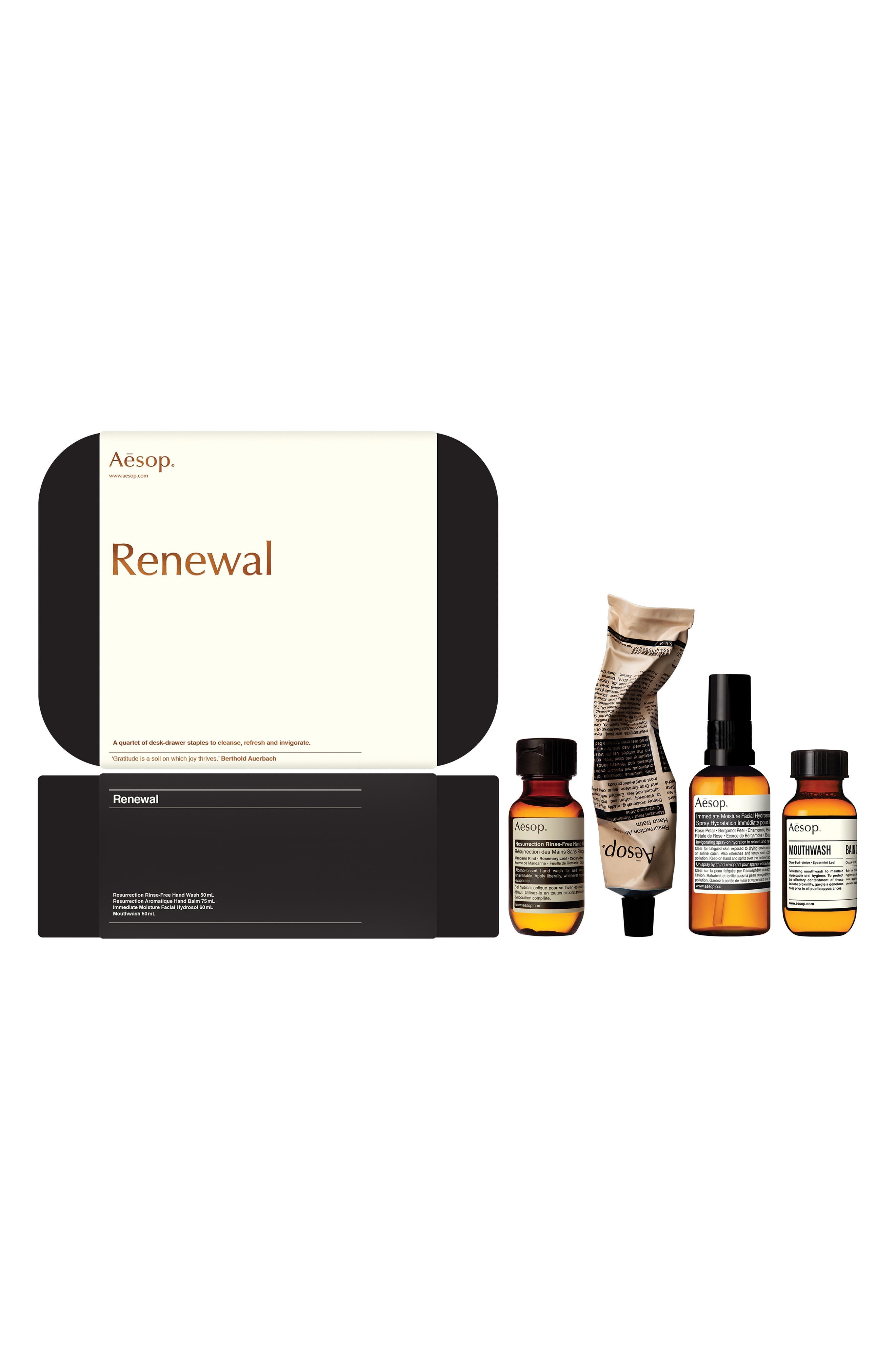 Renewal Kit,                             Main thumbnail 1, color,                             000